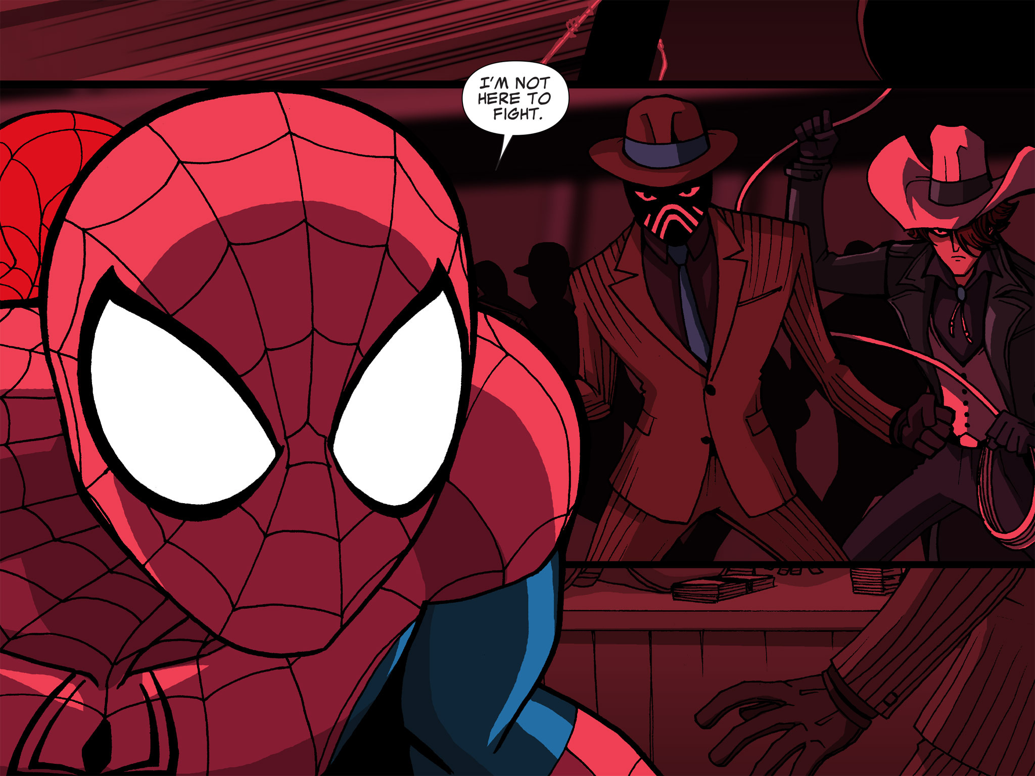 Read online Ultimate Spider-Man (Infinite Comics) (2015) comic -  Issue #17 - 43