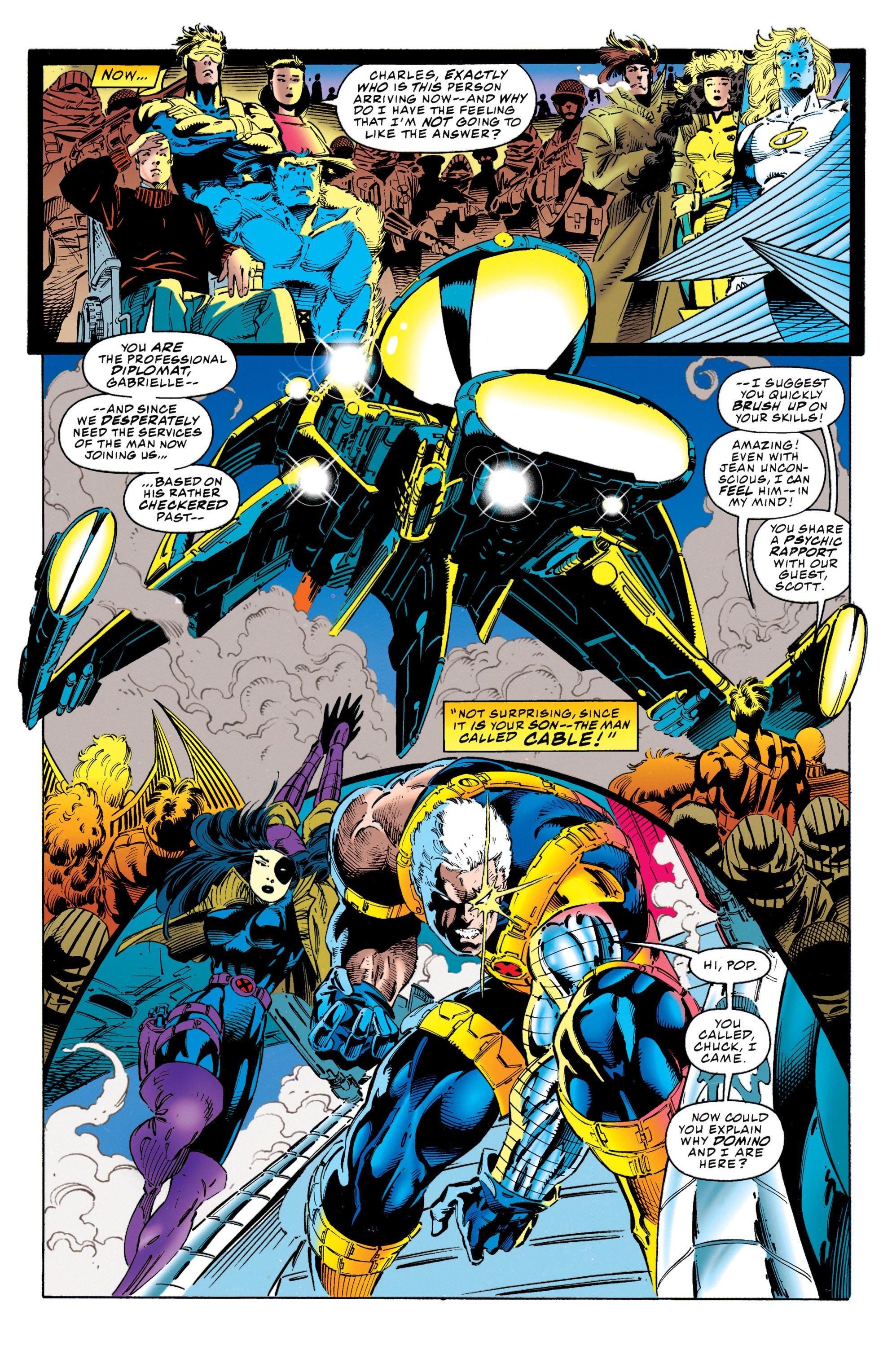 X-Men (1991) 40 Page 17