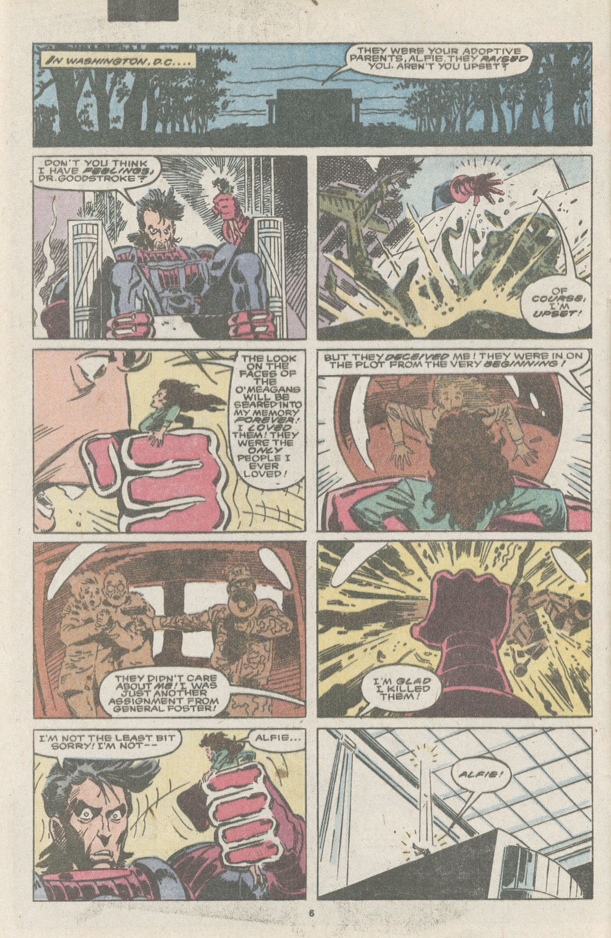 Read online Nth Man the Ultimate Ninja comic -  Issue #11 - 8
