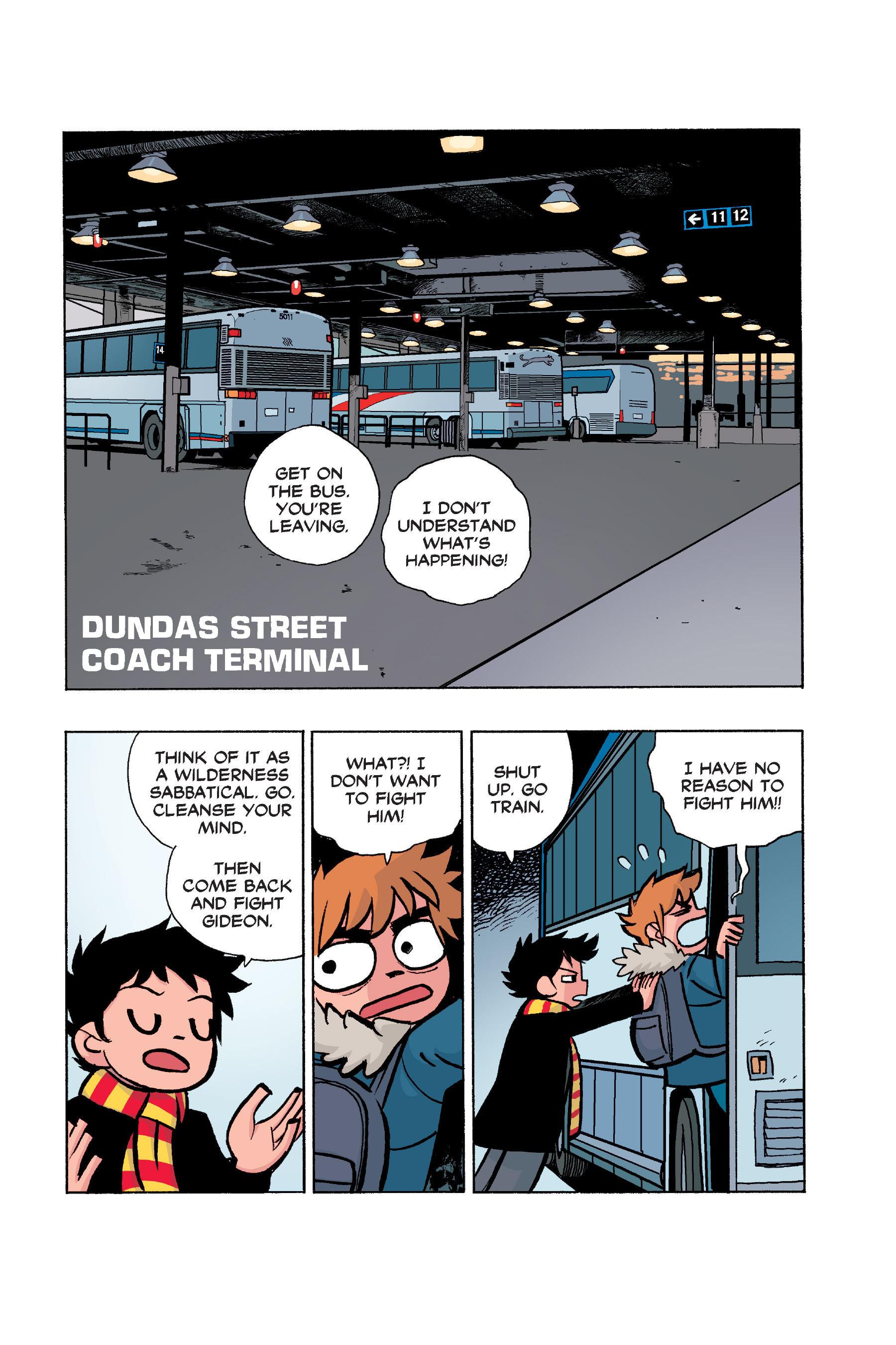Read online Scott Pilgrim comic -  Issue #6 - 61