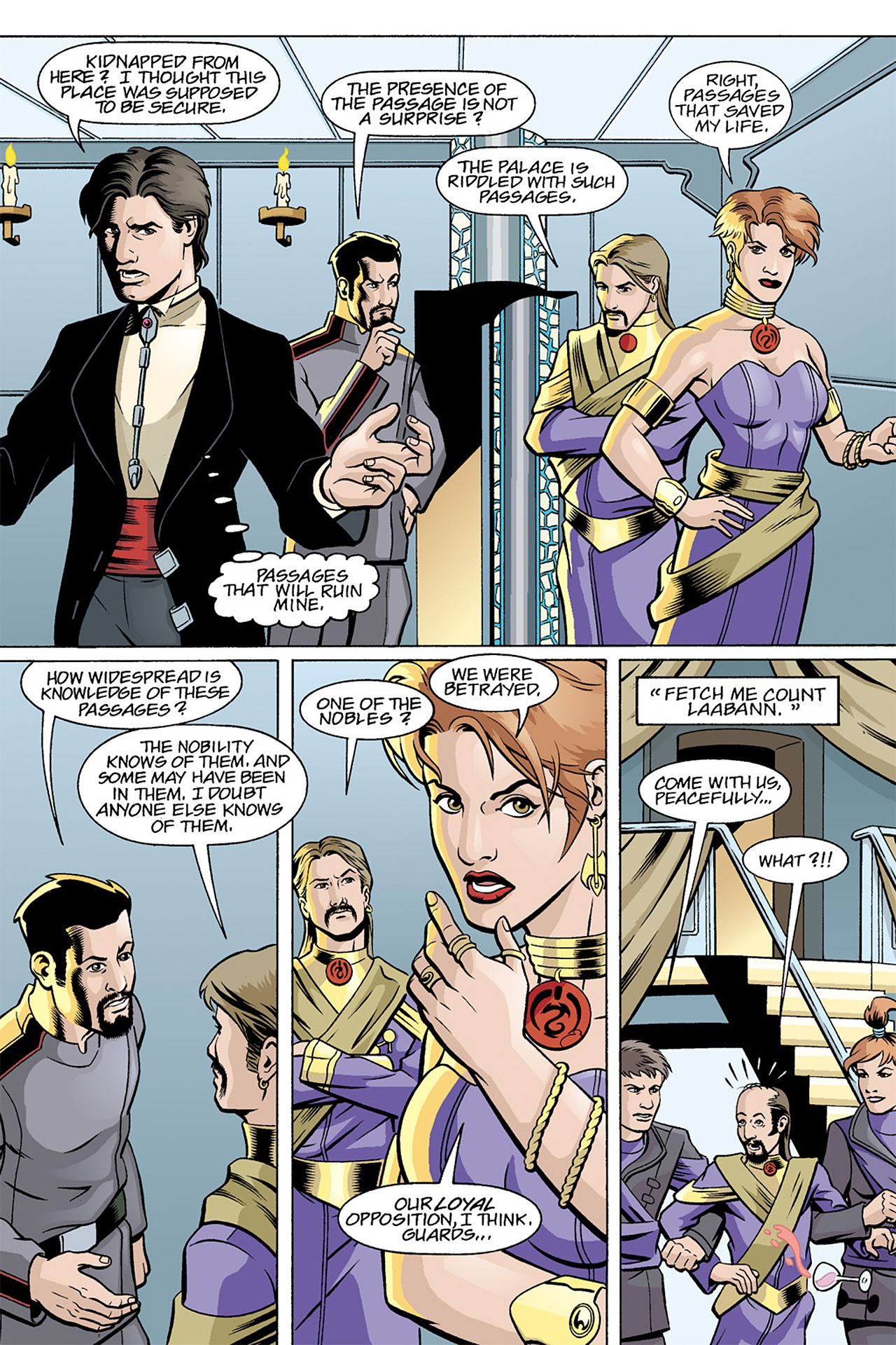Read online Star Wars Omnibus comic -  Issue # Vol. 3 - 206