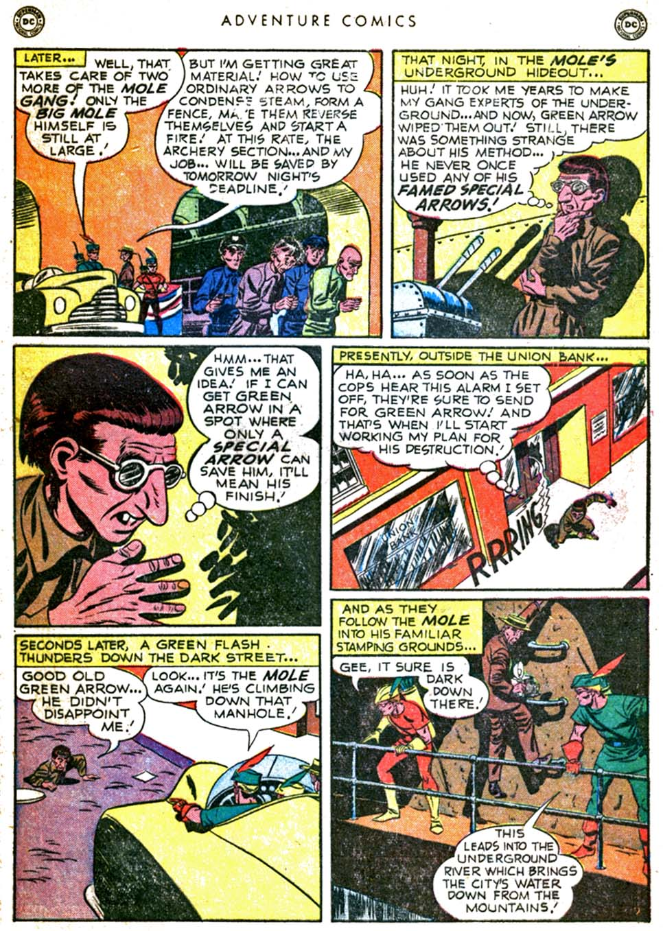 Read online Adventure Comics (1938) comic -  Issue #160 - 47