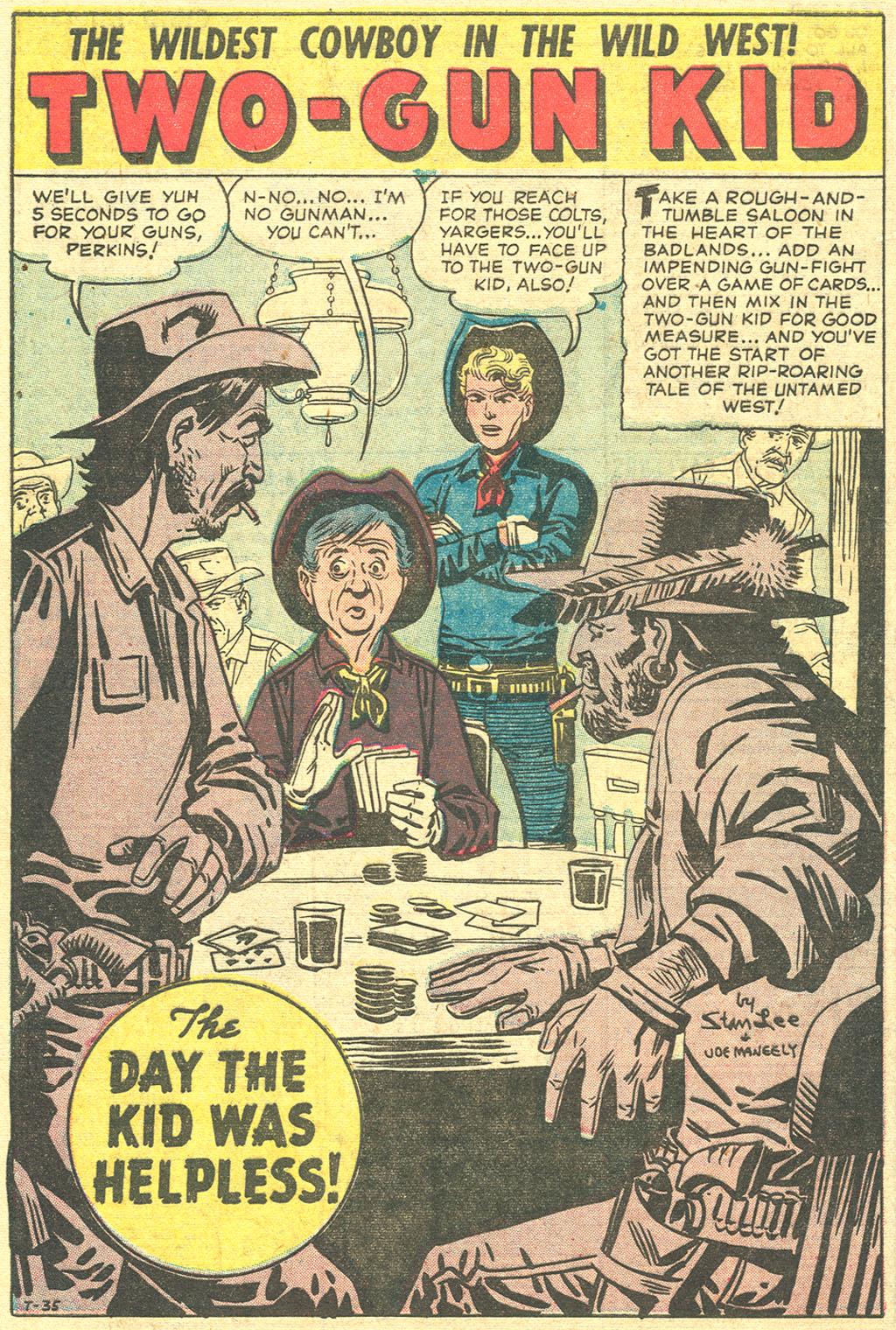 Read online Two-Gun Kid comic -  Issue #44 - 28