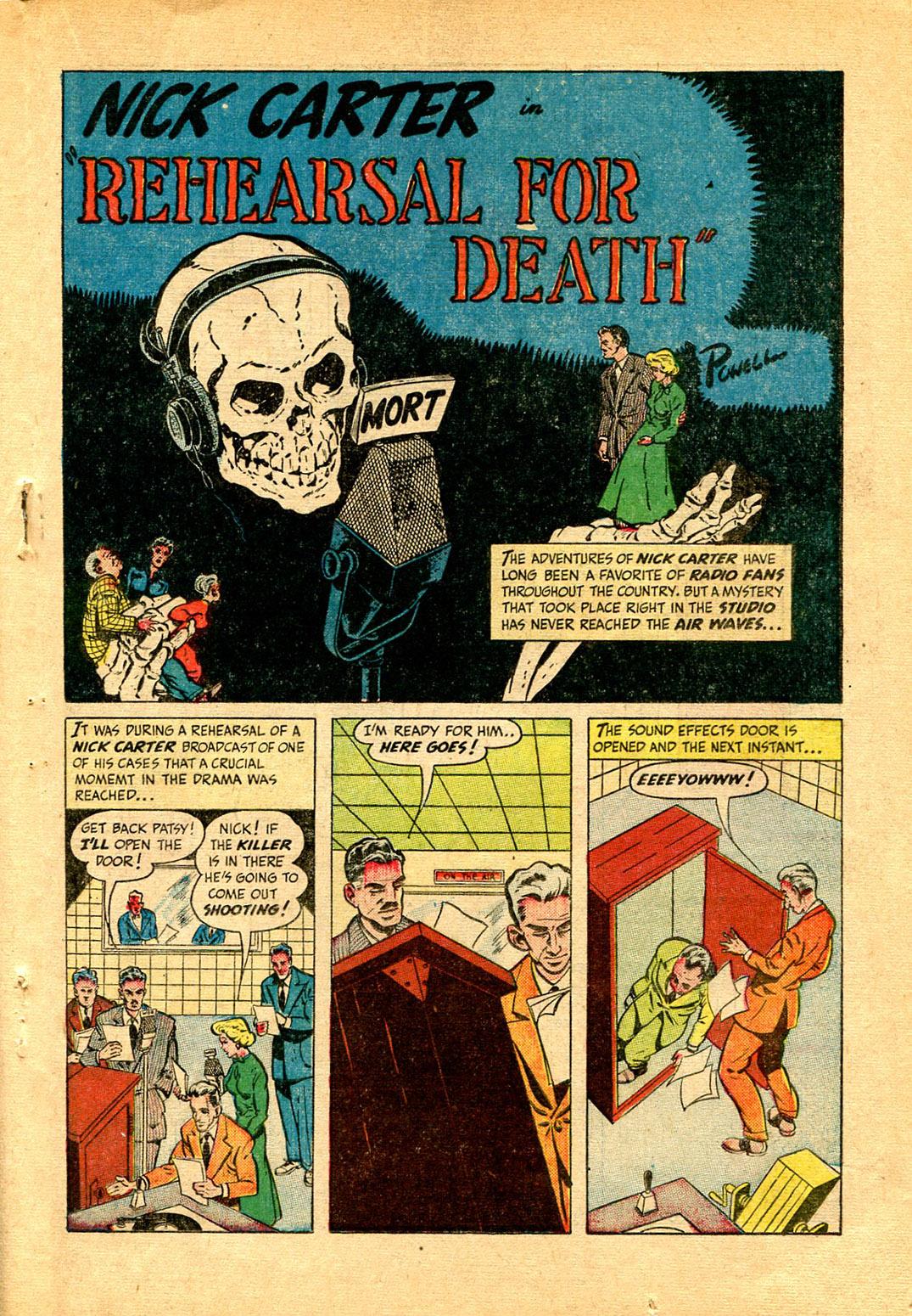 Read online Shadow Comics comic -  Issue #97 - 27