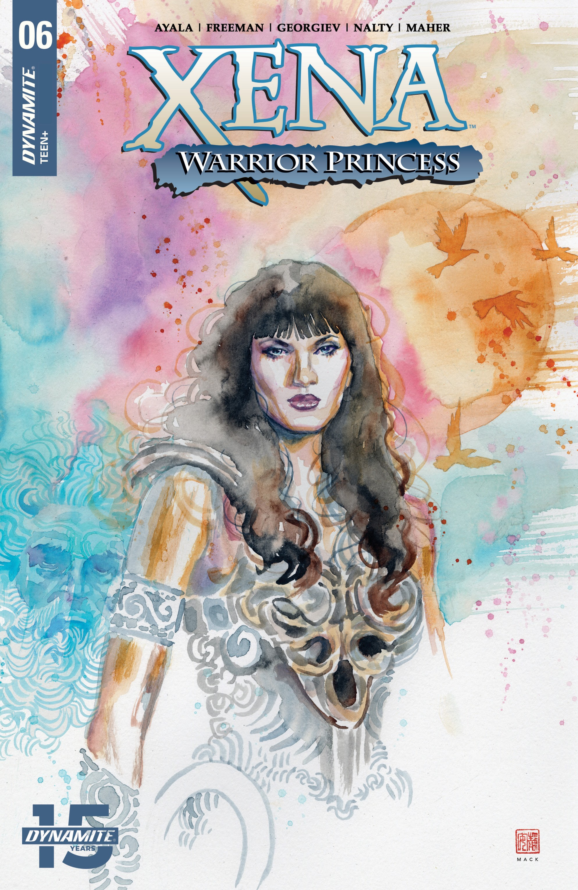 Xena: Warrior Princess (2019) 6 Page 1
