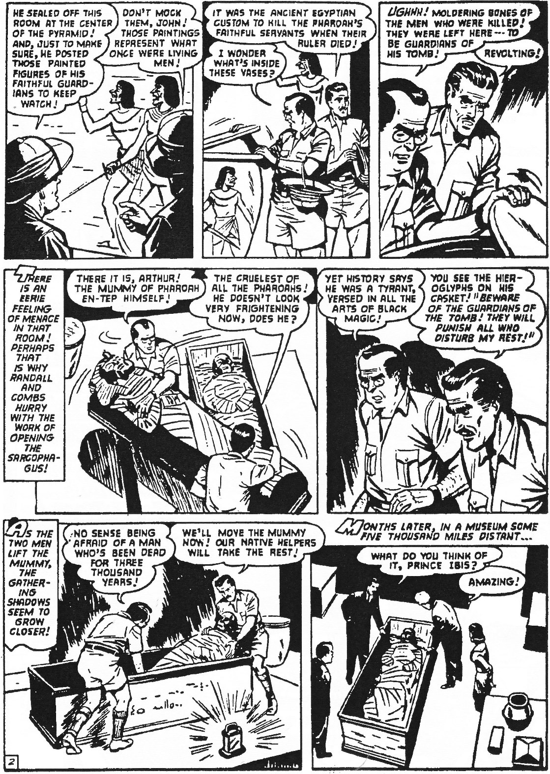 Read online Men of Mystery Comics comic -  Issue #57 - 12