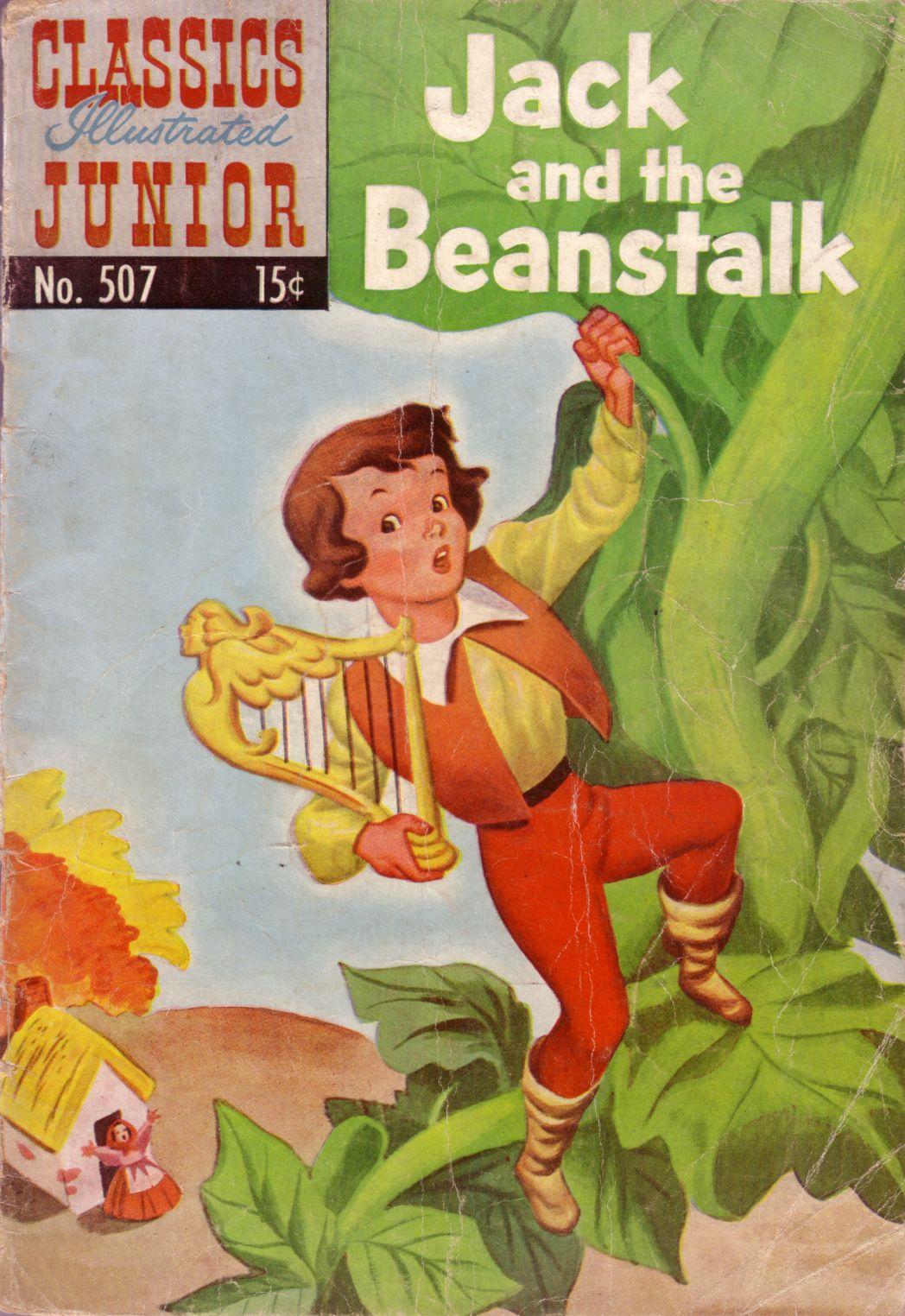 Classics Illustrated Junior 507 Page 1