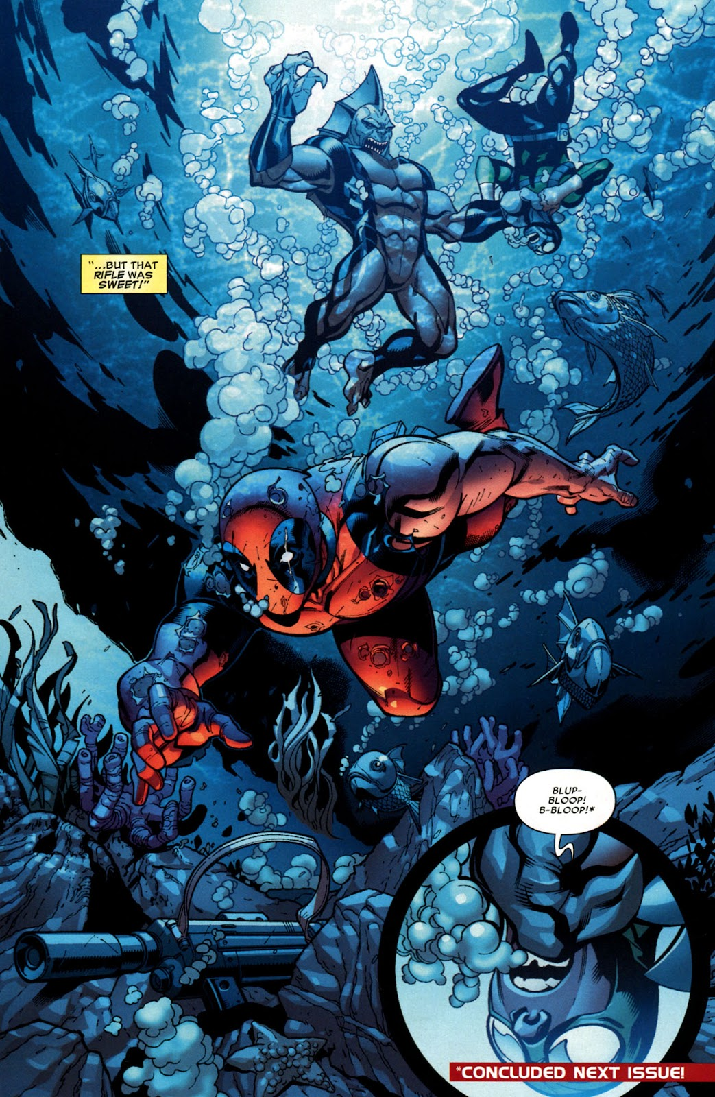 Read online Deadpool (2008) comic -  Issue #6 - 24