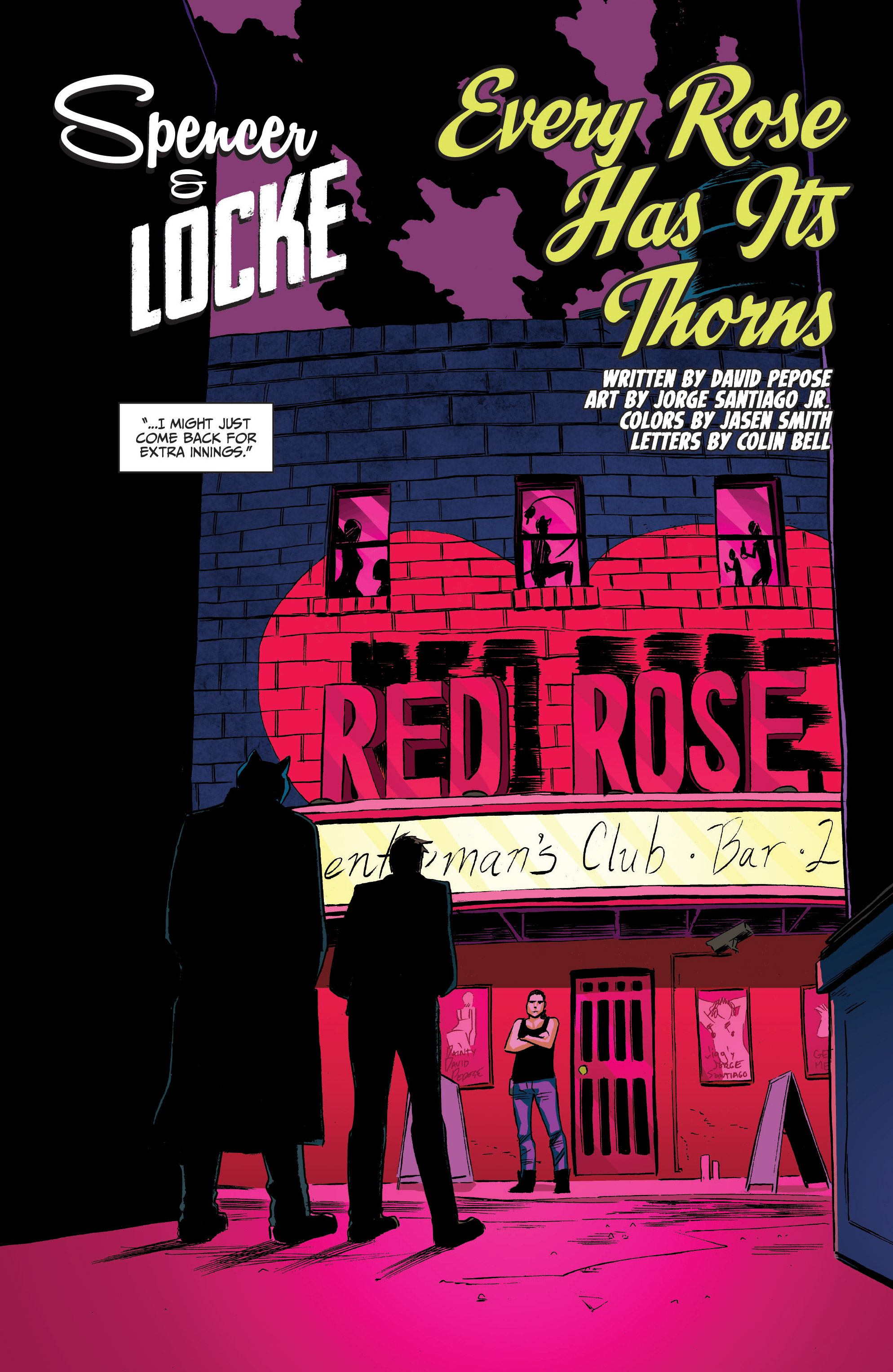Read online Spencer & Locke comic -  Issue #2 - 7