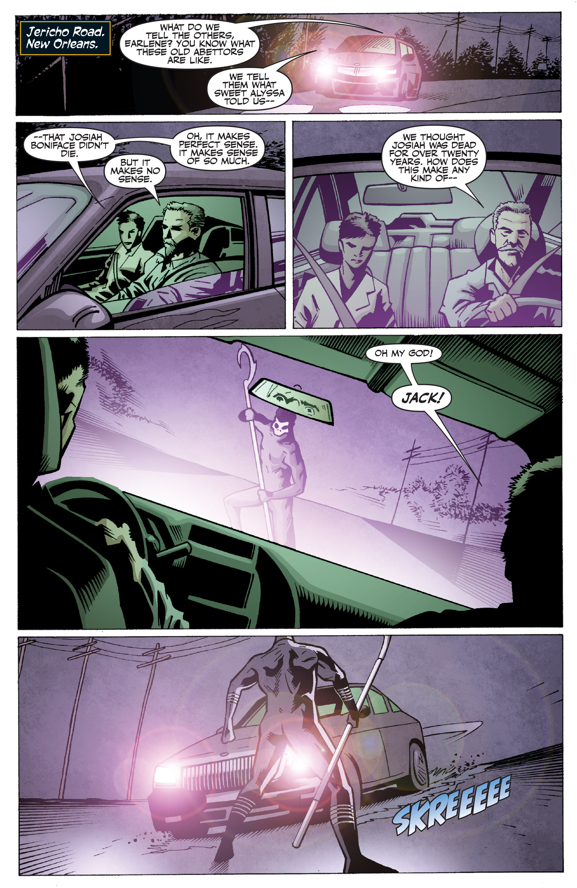 Read online Shadowman: End Times comic -  Issue #2 - 8