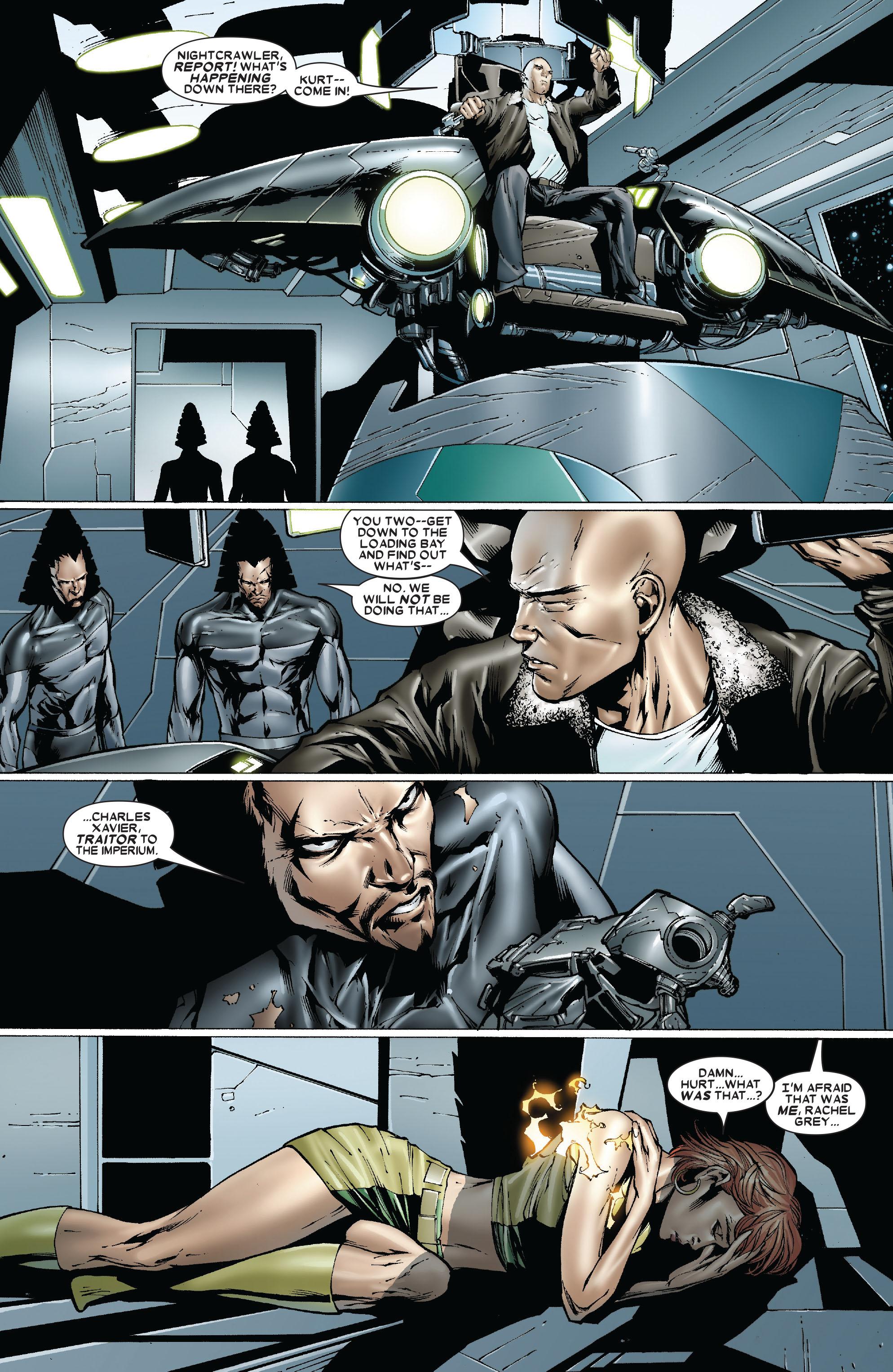 Read online Uncanny X-Men (1963) comic -  Issue #479 - 16