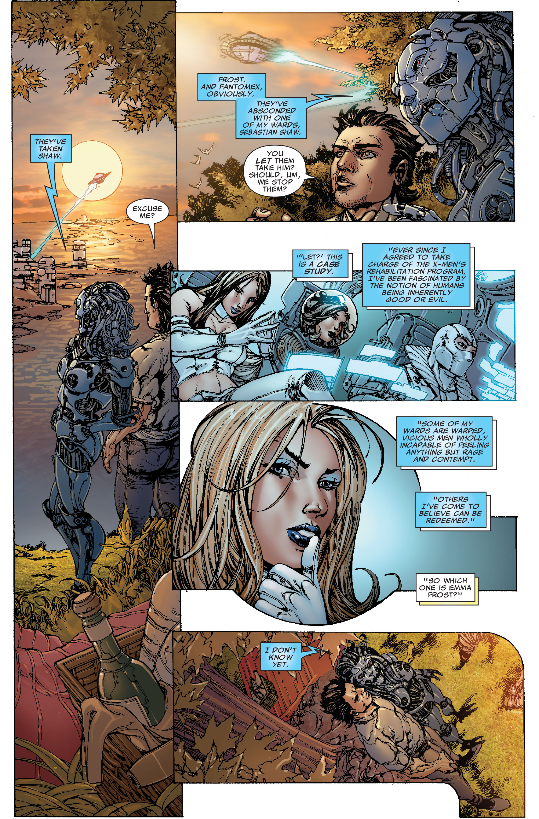 Read online Uncanny X-Men (1963) comic -  Issue #529 - 22
