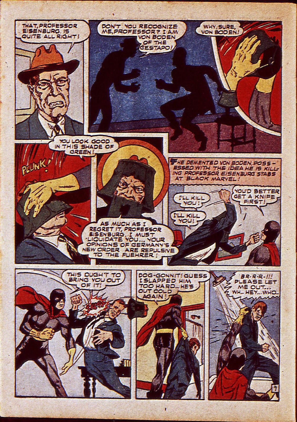Mystic Comics (1940) issue 6 - Page 41