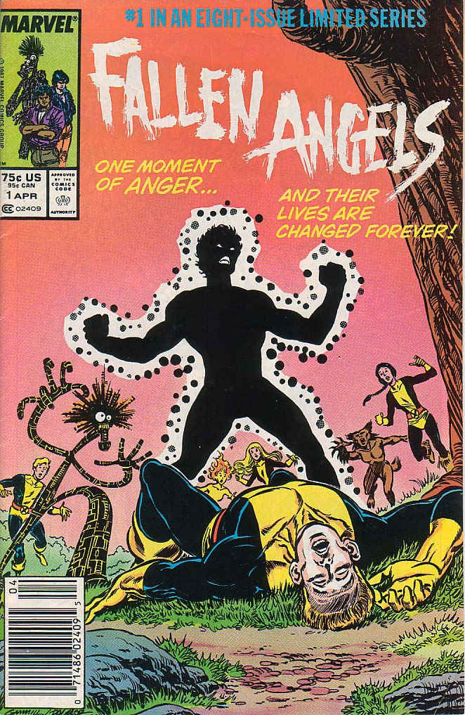 Fallen Angels (1987) 1 Page 1