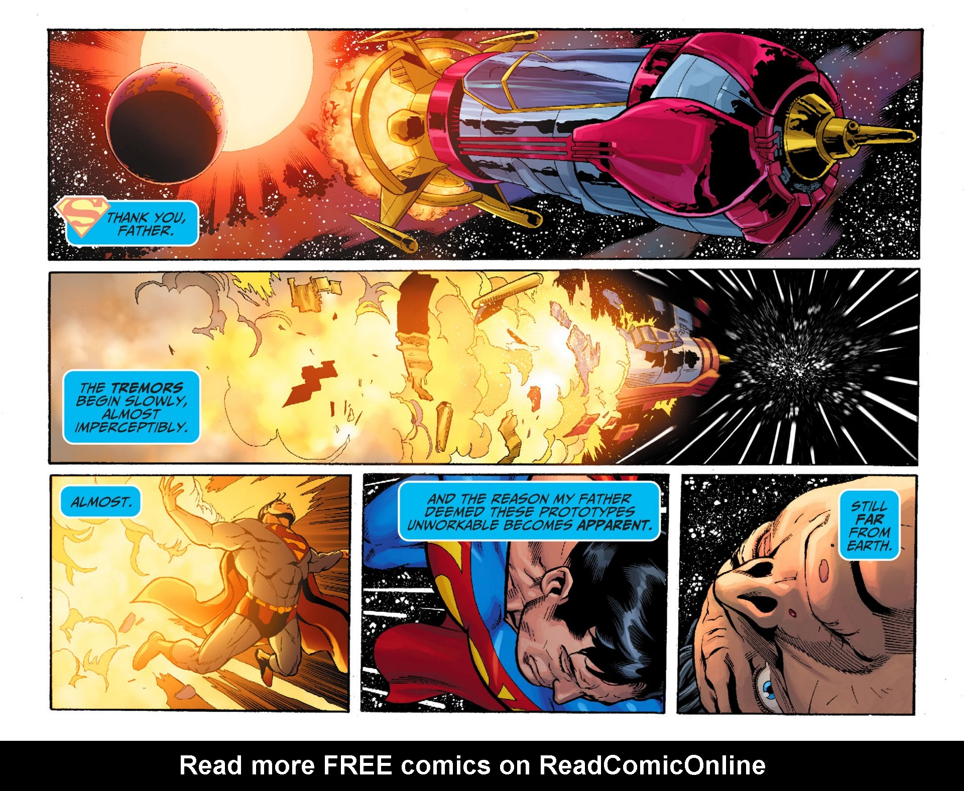 Read online Adventures of Superman [I] comic -  Issue #24 - 15