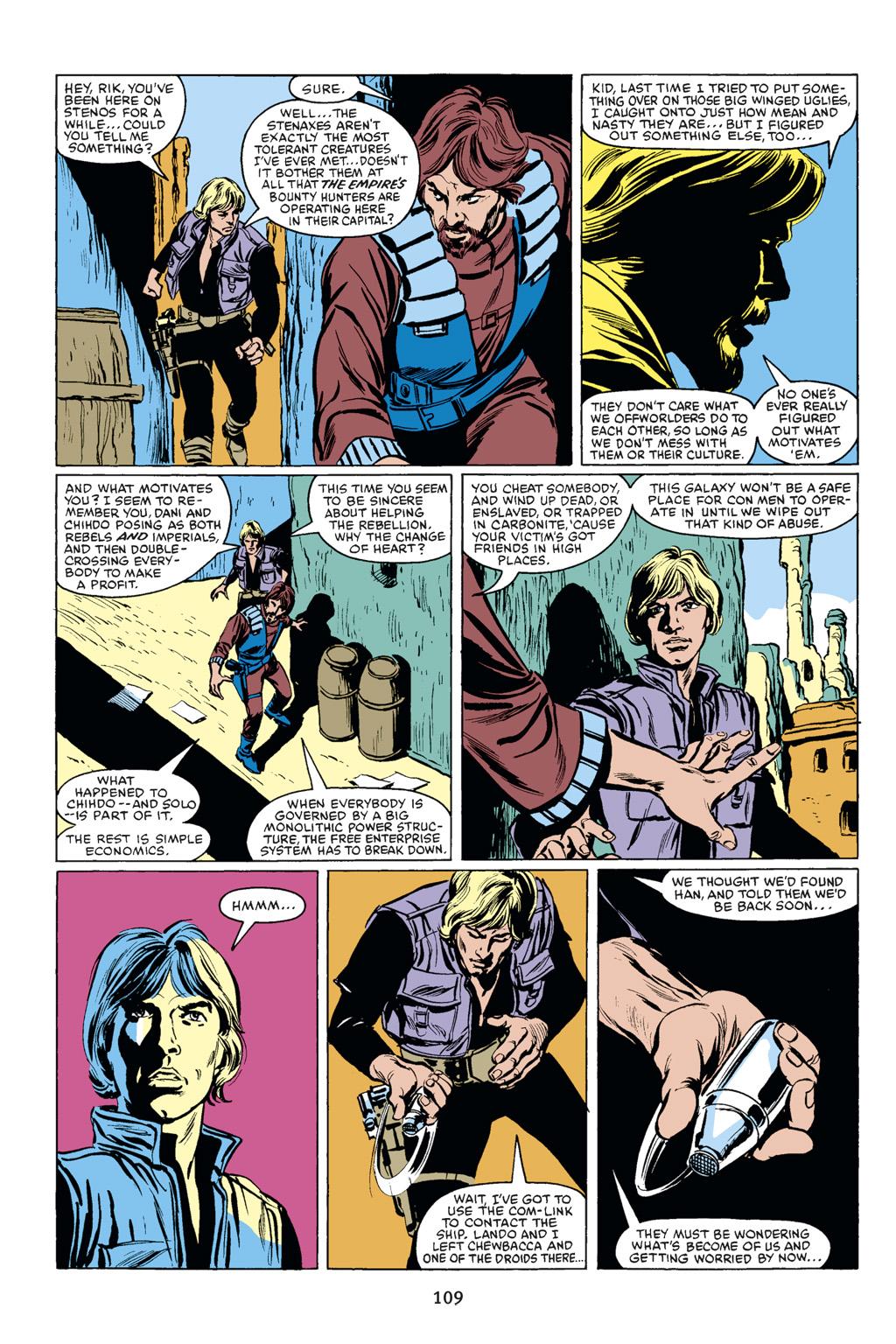 Read online Star Wars Omnibus comic -  Issue # Vol. 18 - 100