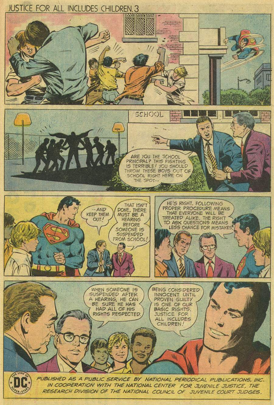 Read online Adventure Comics (1938) comic -  Issue #445 - 33