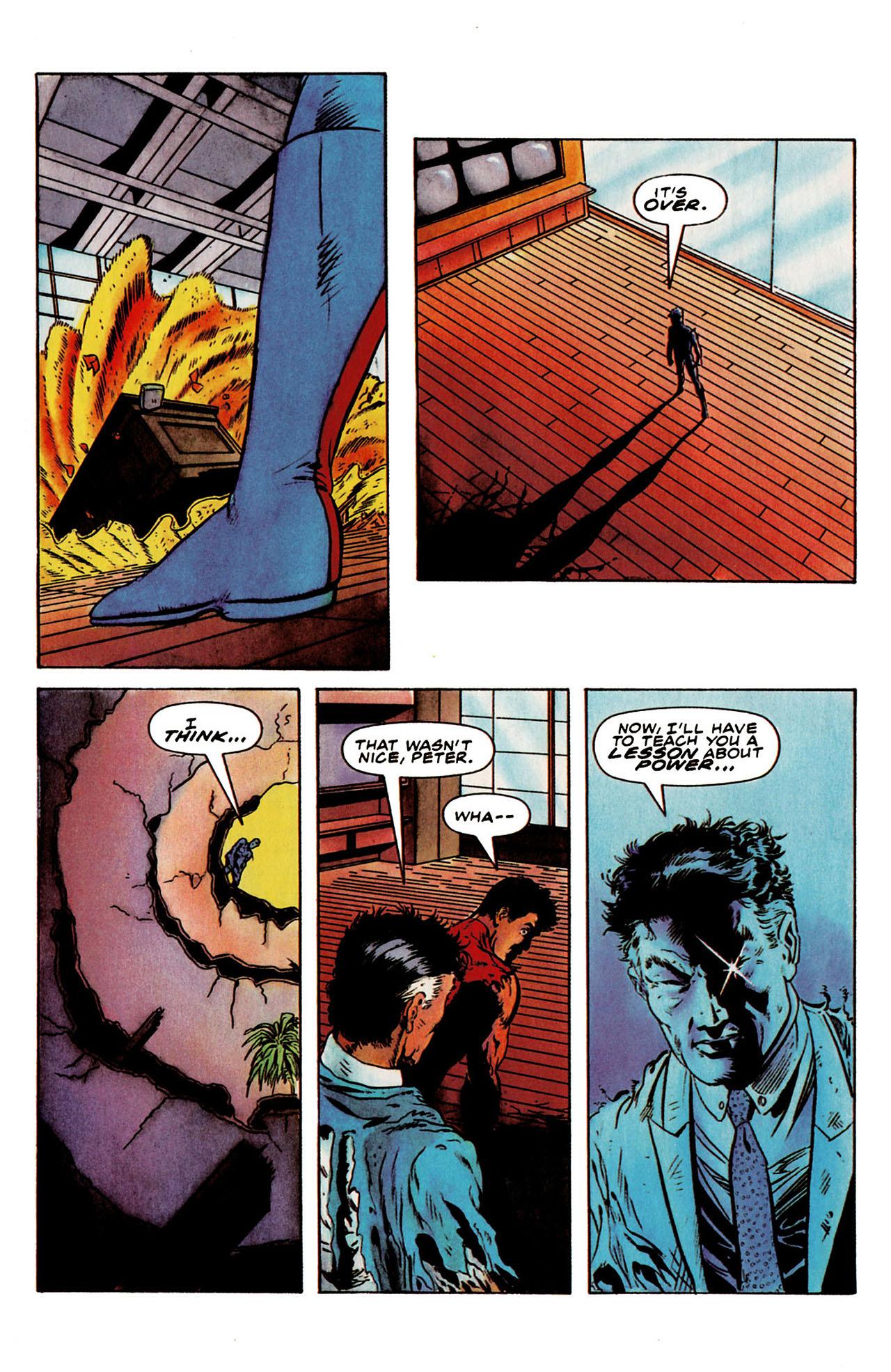 Read online Harbinger (1992) comic -  Issue #25 - 24