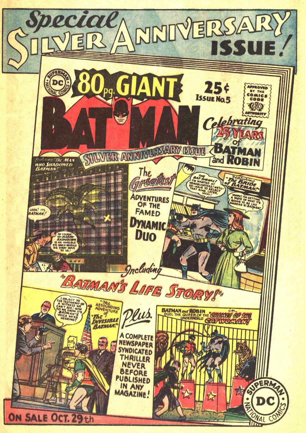 Read online Action Comics (1938) comic -  Issue #319 - 17