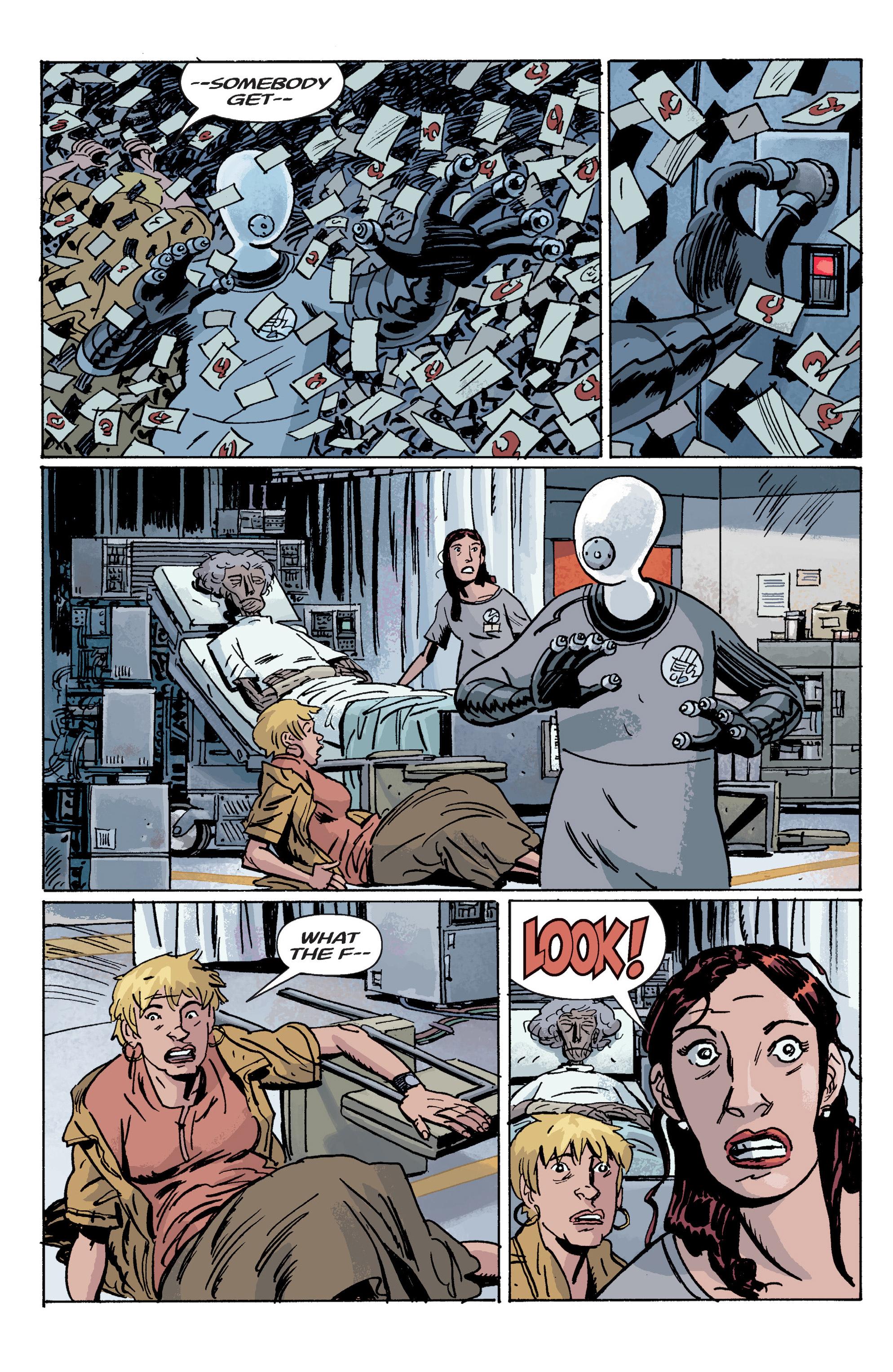 Read online B.P.R.D. (2003) comic -  Issue # TPB 10 - 28
