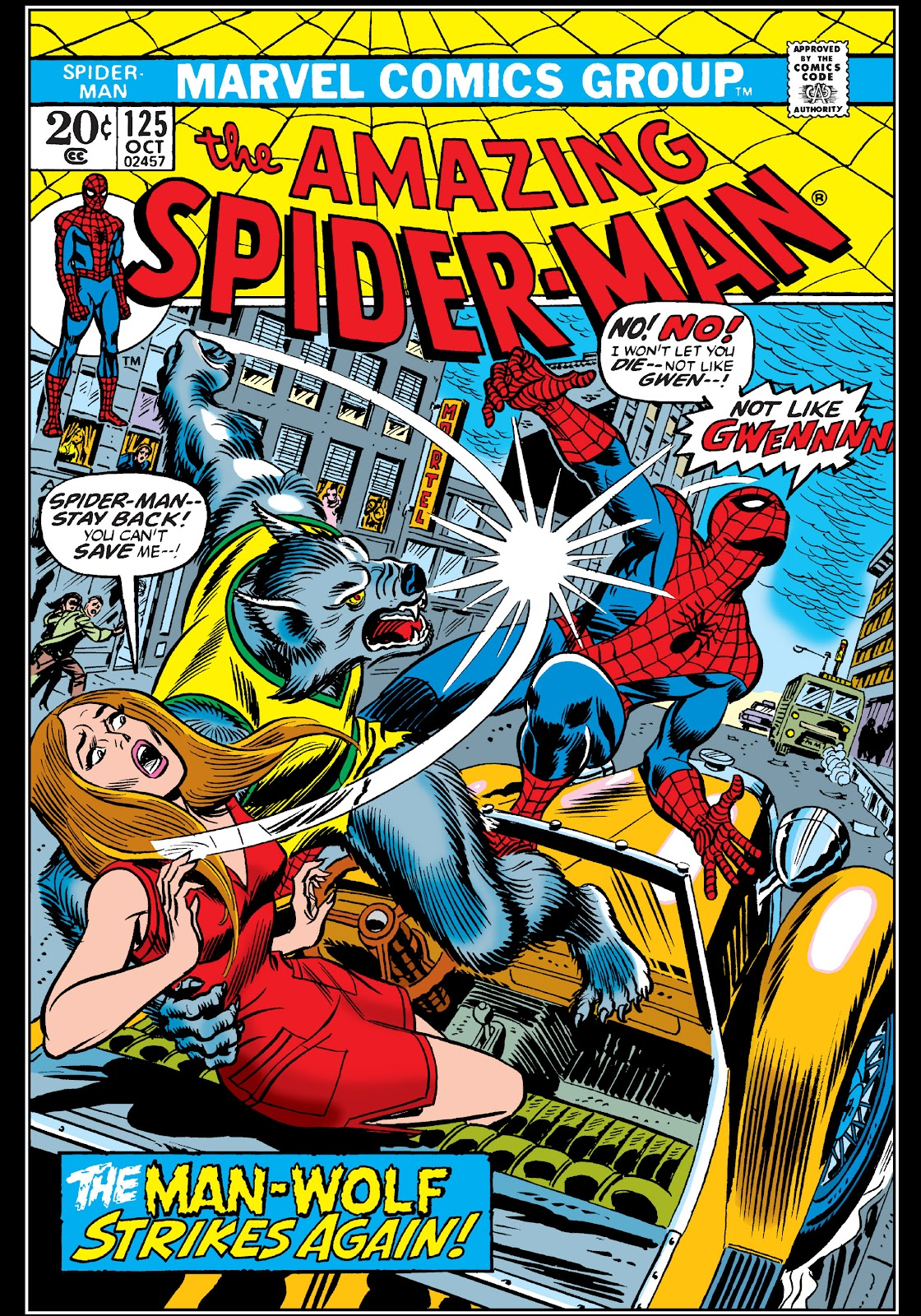 The Amazing Spider-Man (1963) 125 Page 1