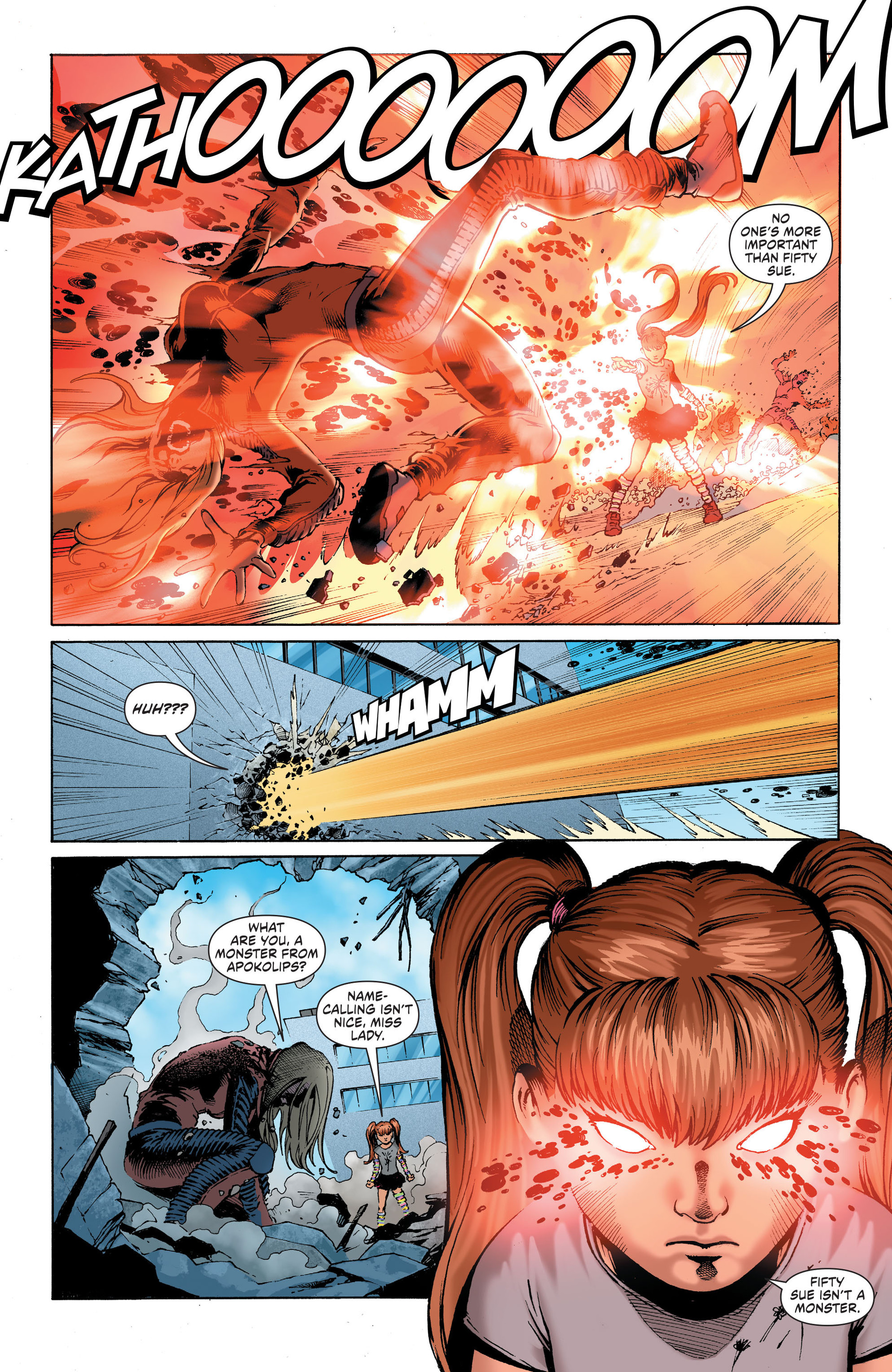 Read online Worlds' Finest: Futures End comic -  Issue # Full - 15