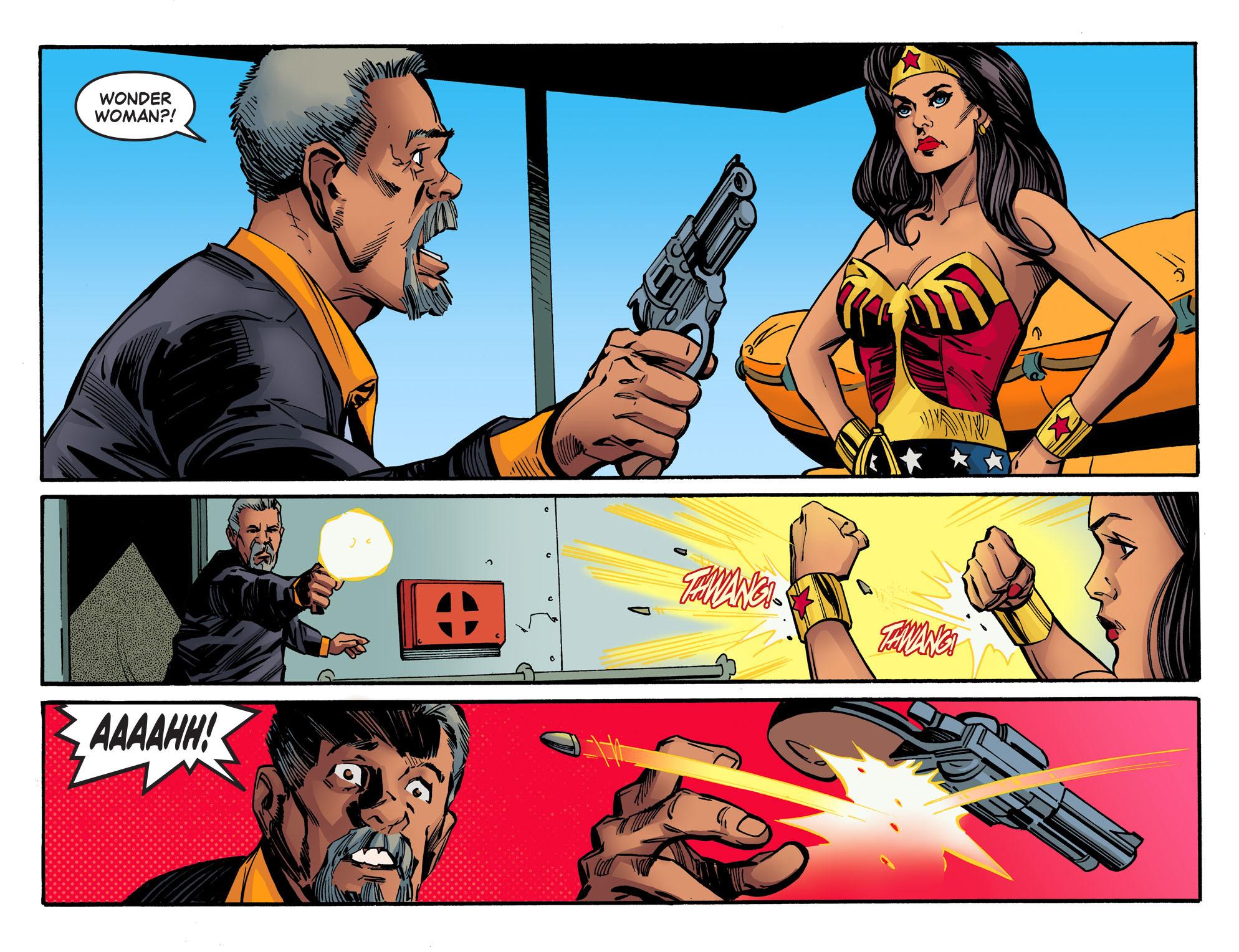 Read online Wonder Woman '77 [I] comic -  Issue #20 - 10