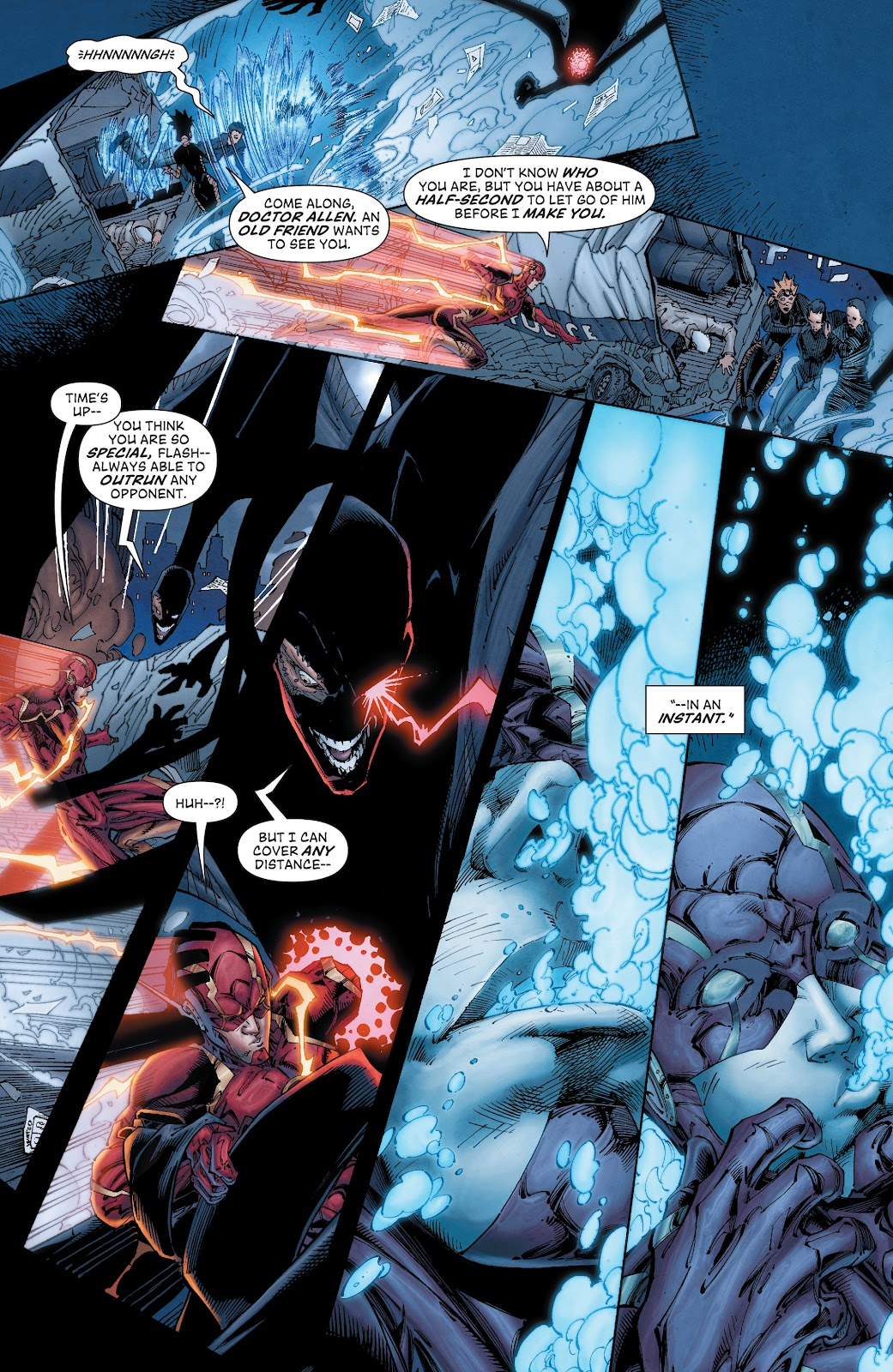 Read online The Flash (2011) comic -  Issue # _TPB 8 (Part 2) - 17