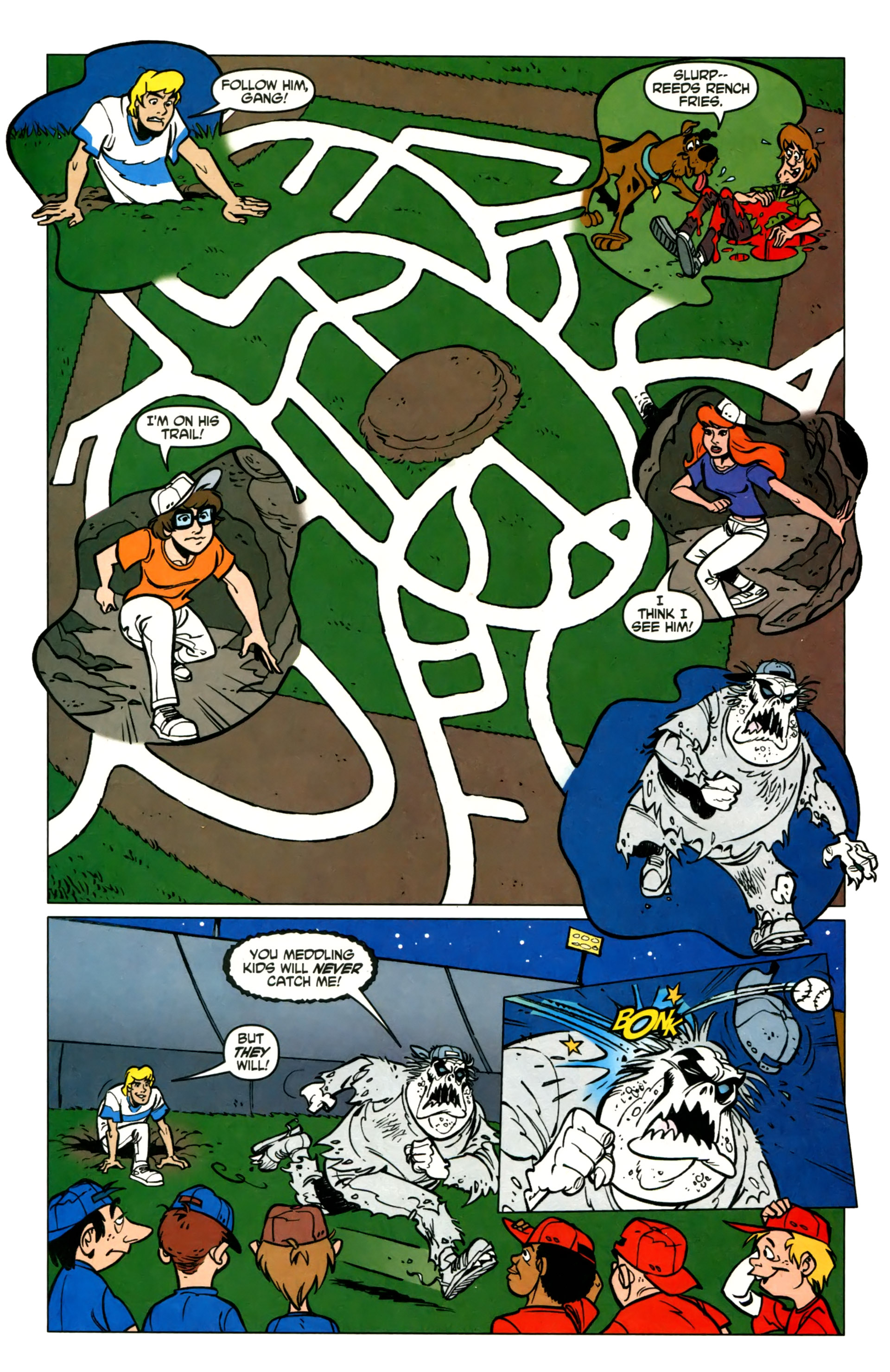 Read online Scooby-Doo (1997) comic -  Issue #108 - 30