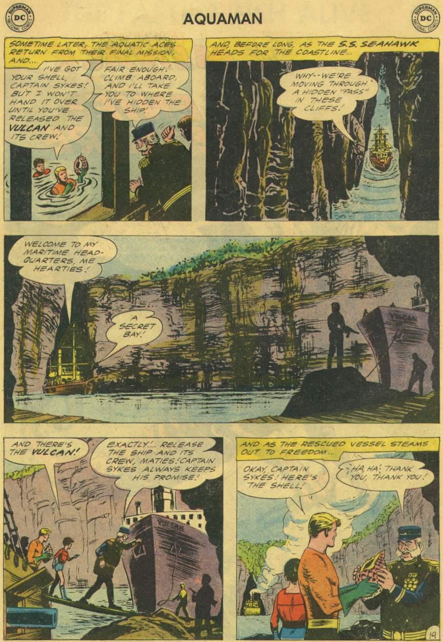 Read online Aquaman (1962) comic -  Issue #2 - 26