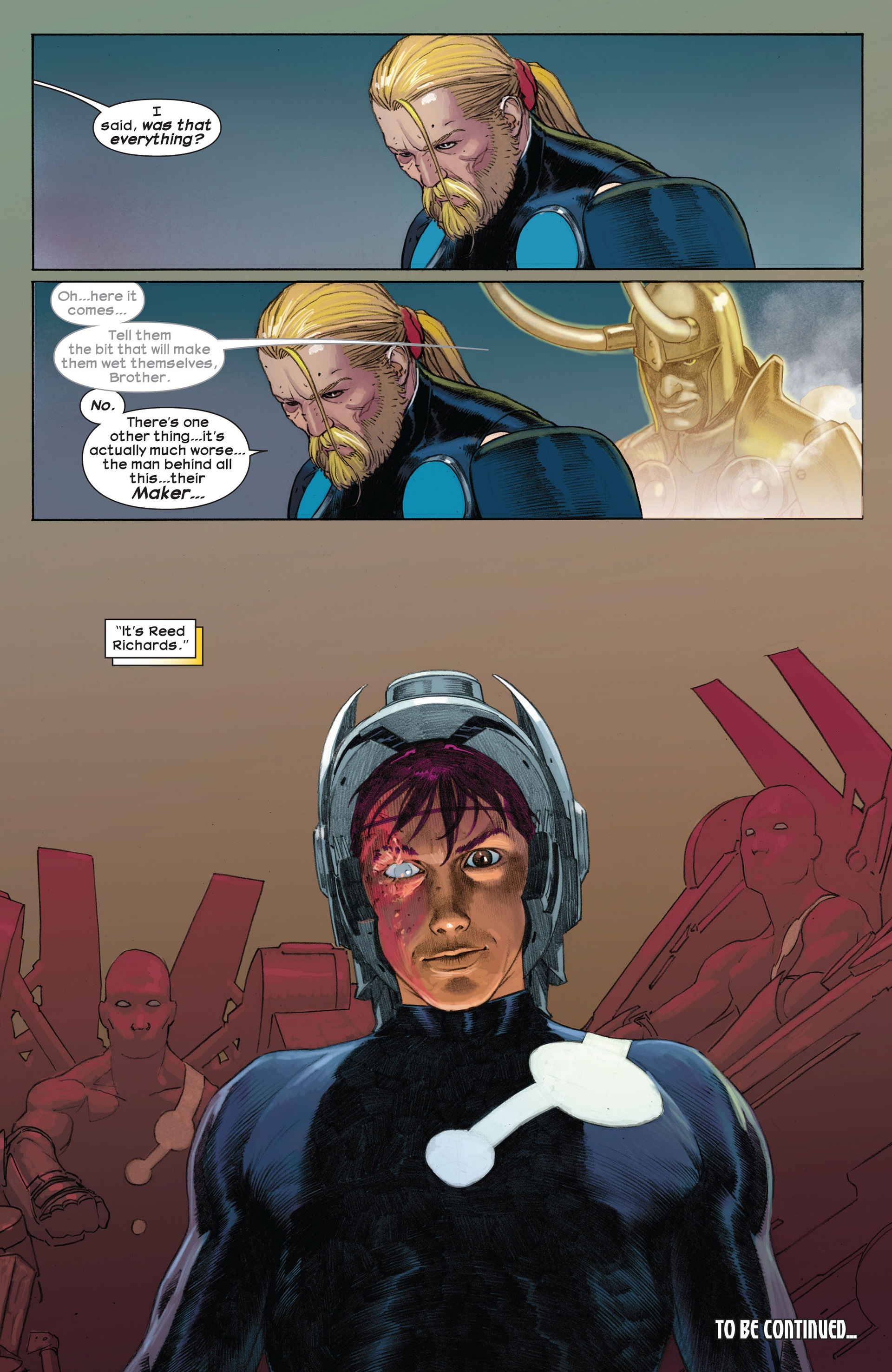 Read online Ultimate Comics Ultimates comic -  Issue #4 - 21