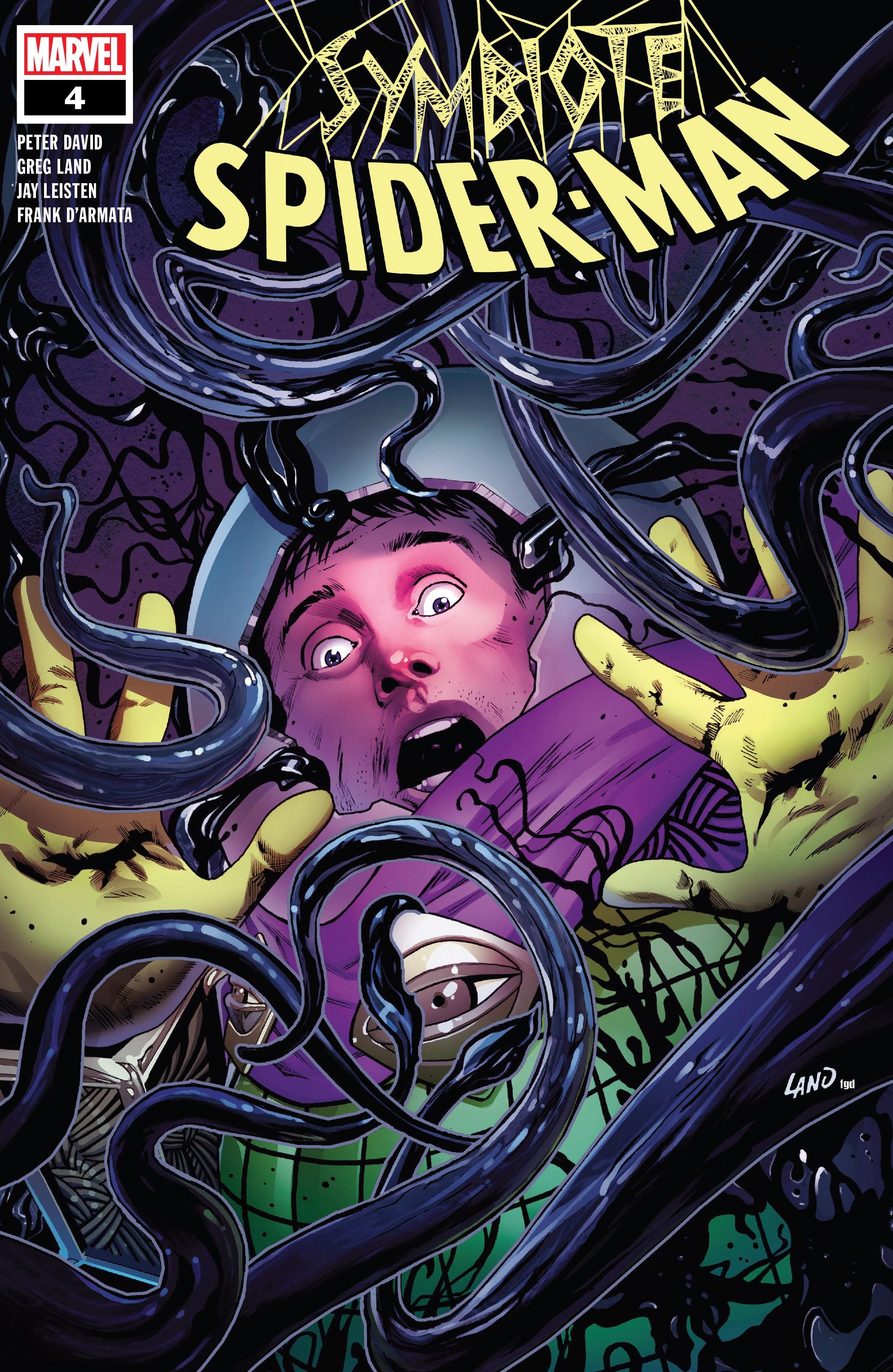 Symbiote Spider-Man 4 Page 1