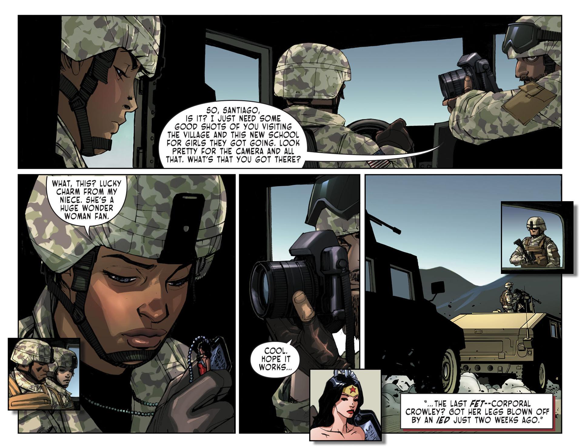 Read online Sensation Comics Featuring Wonder Woman comic -  Issue #19 - 6