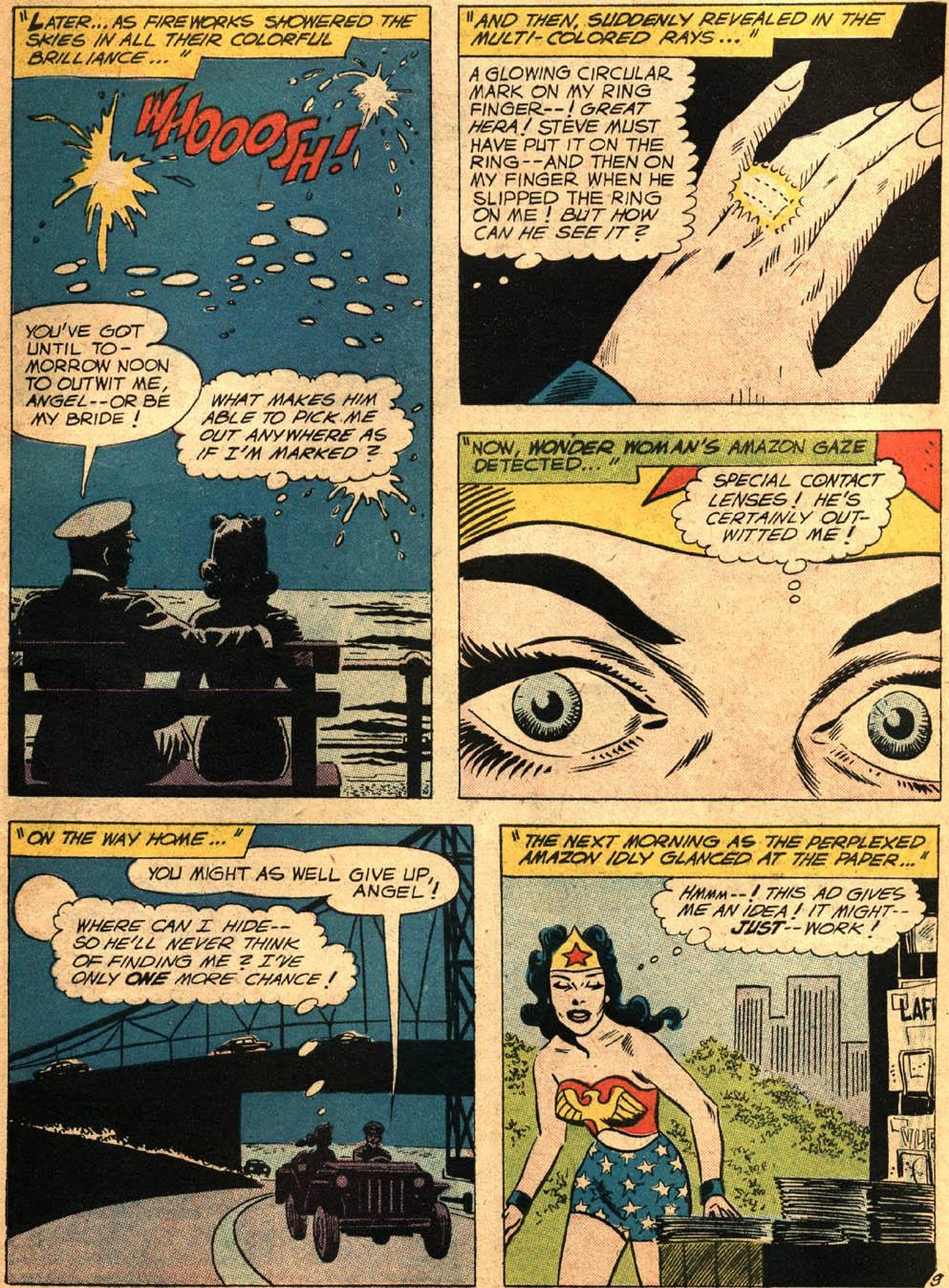 Read online Wonder Woman (1942) comic -  Issue #99 - 31