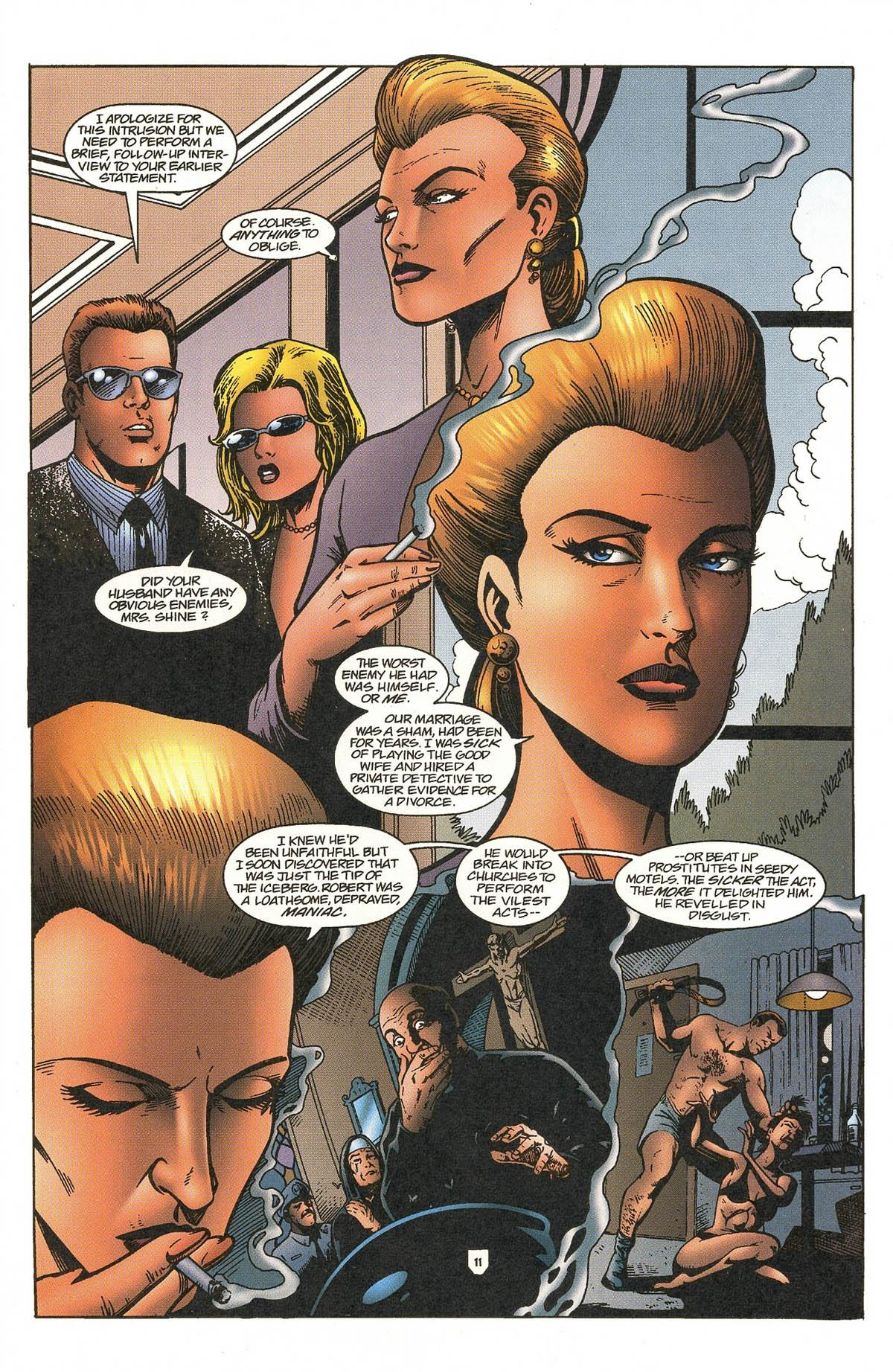 Read online UltraForce (1995) comic -  Issue #5 - 14