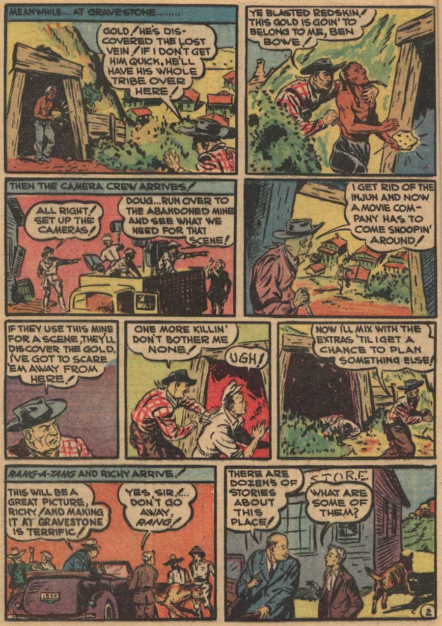 Blue Ribbon Comics (1939) issue 7 - Page 4