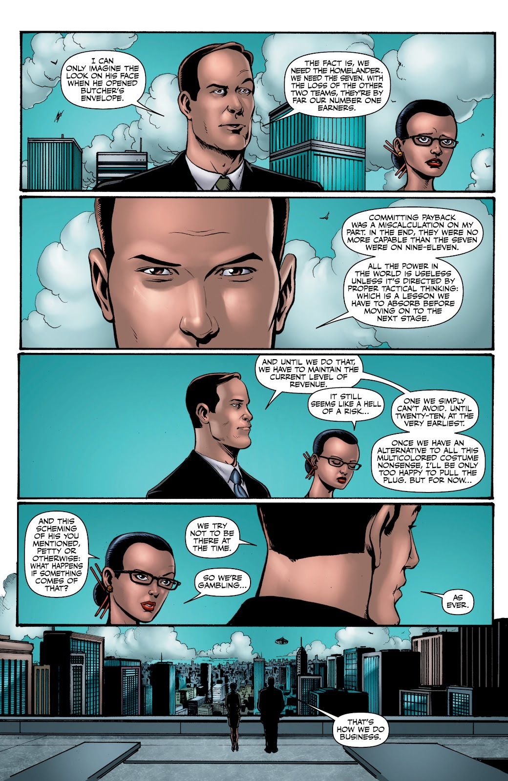 Read online The Boys Omnibus comic -  Issue # TPB 4 (Part 1) - 45