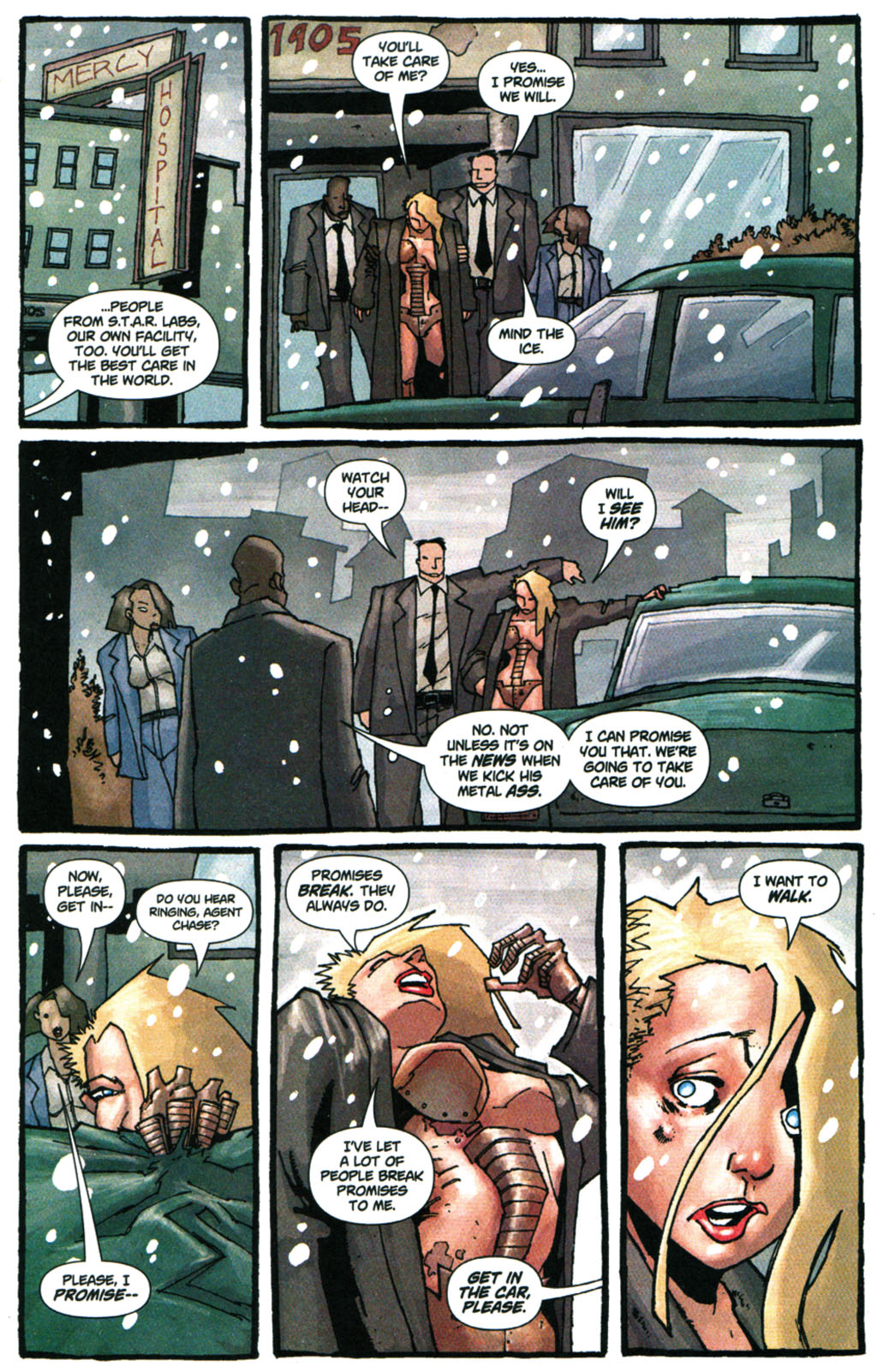 Read online Enginehead comic -  Issue #5 - 19