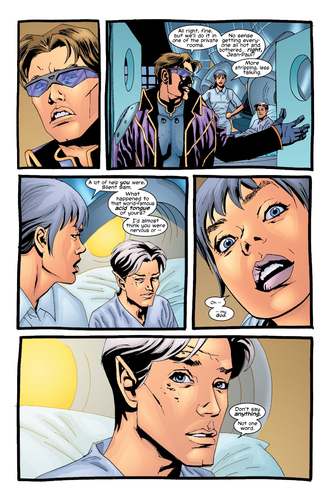 Read online X-Men: Unstoppable comic -  Issue # TPB (Part 2) - 31