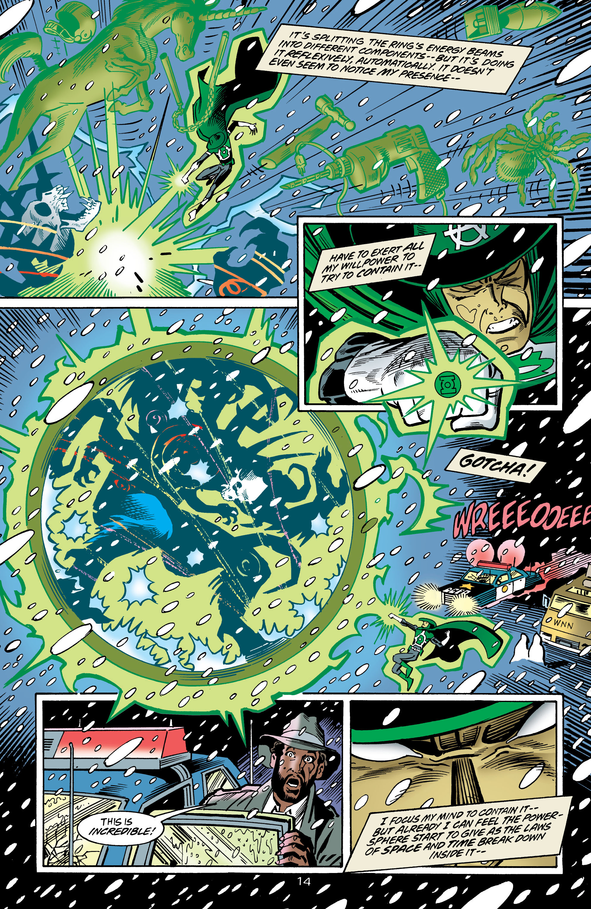 Read online Anarky (1999) comic -  Issue #2 - 15