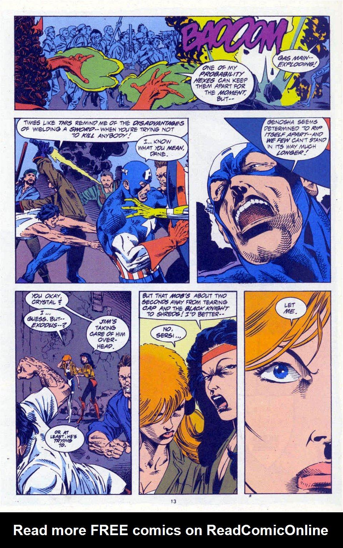 Avengers West Coast (1989) 101 Page 11