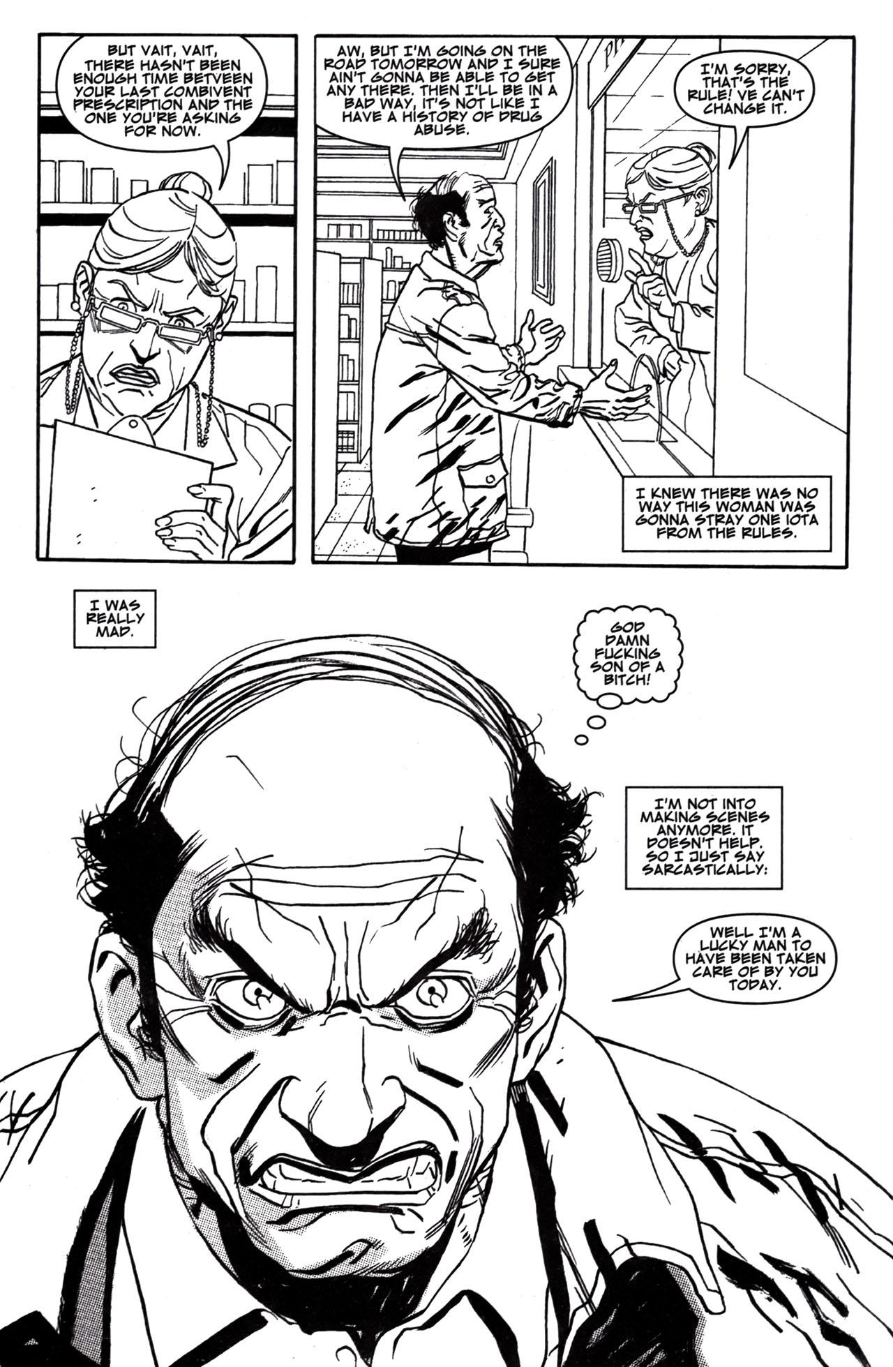 Read online American Splendor (2008) comic -  Issue #1 - 13