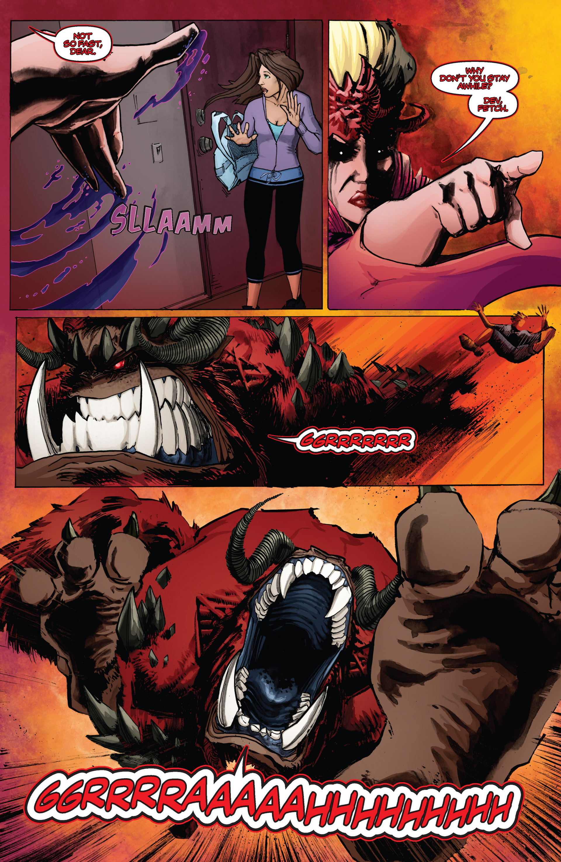 Read online Shrugged (2013) comic -  Issue #4 - 8