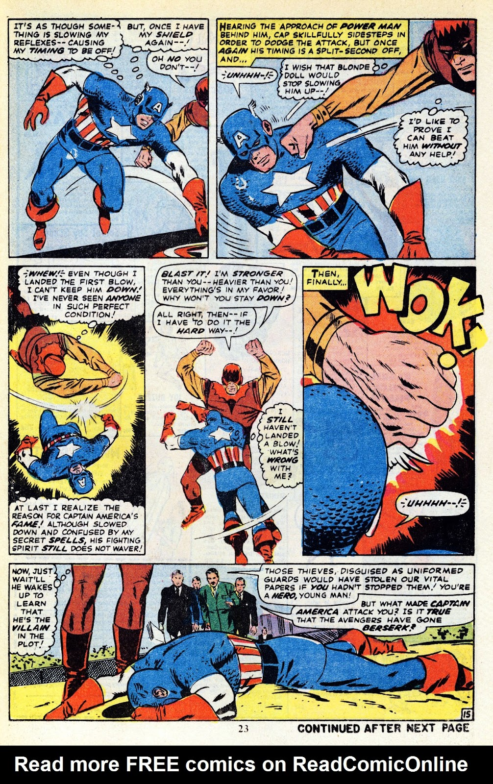Marvel Triple Action (1972) issue 15 - Page 25