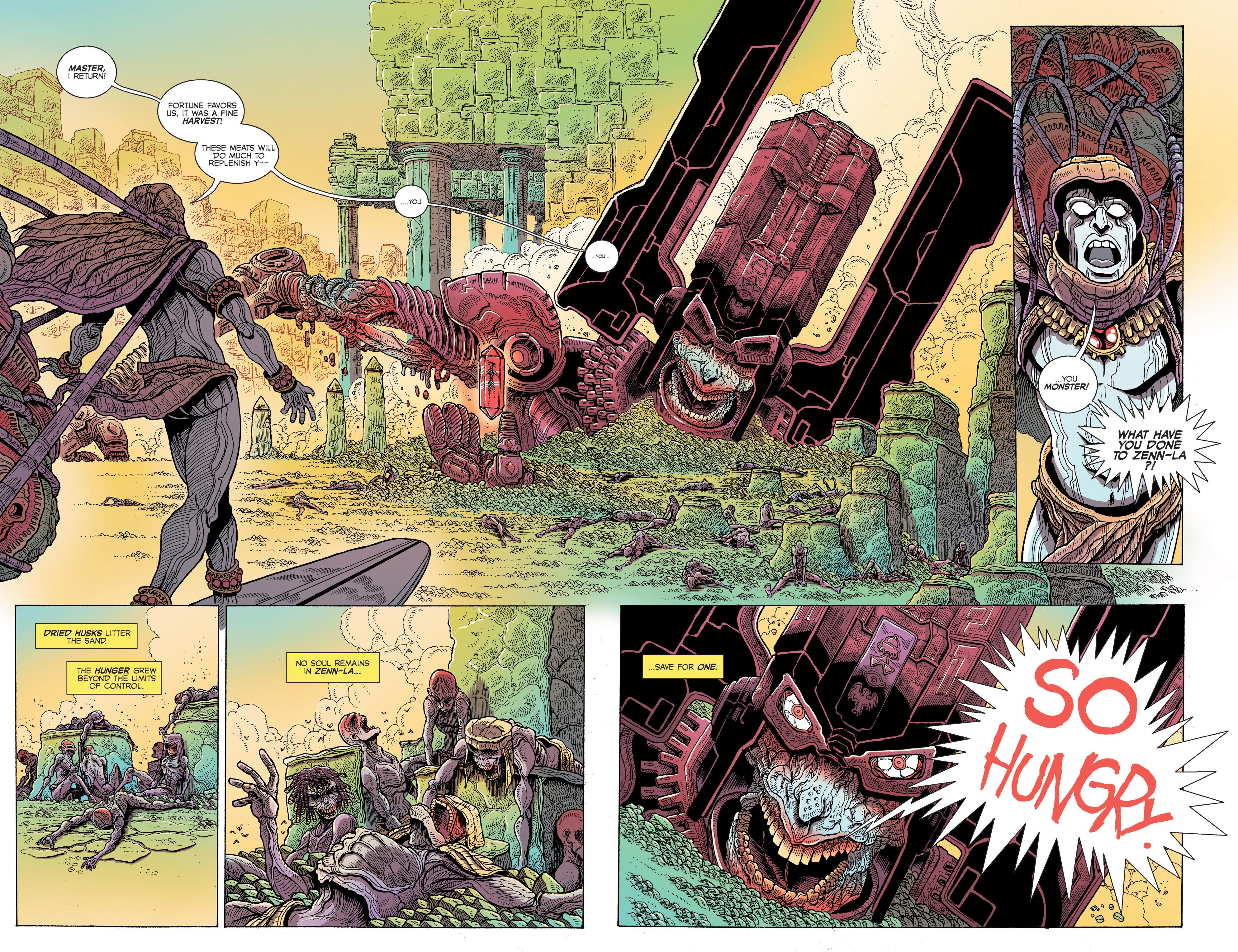 Read online Secret Wars Journal/Battleworld comic -  Issue # TPB - 195