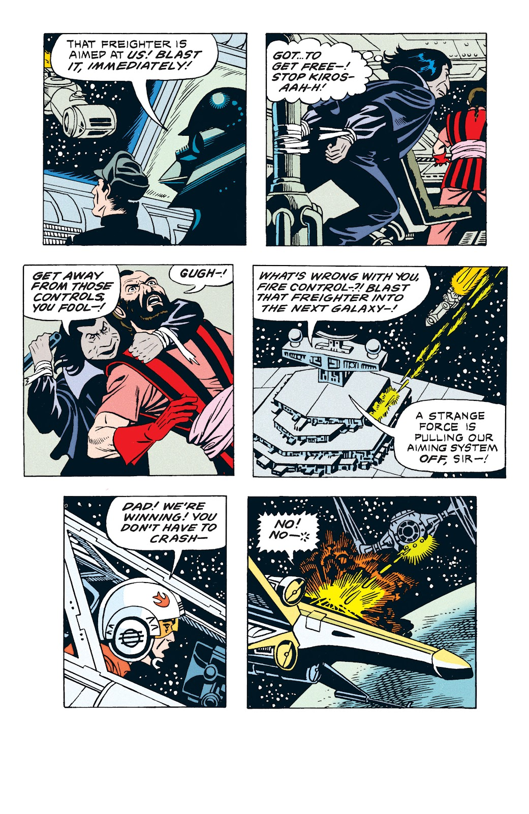 Read online Star Wars Legends: The Newspaper Strips - Epic Collection comic -  Issue # TPB (Part 3) - 54