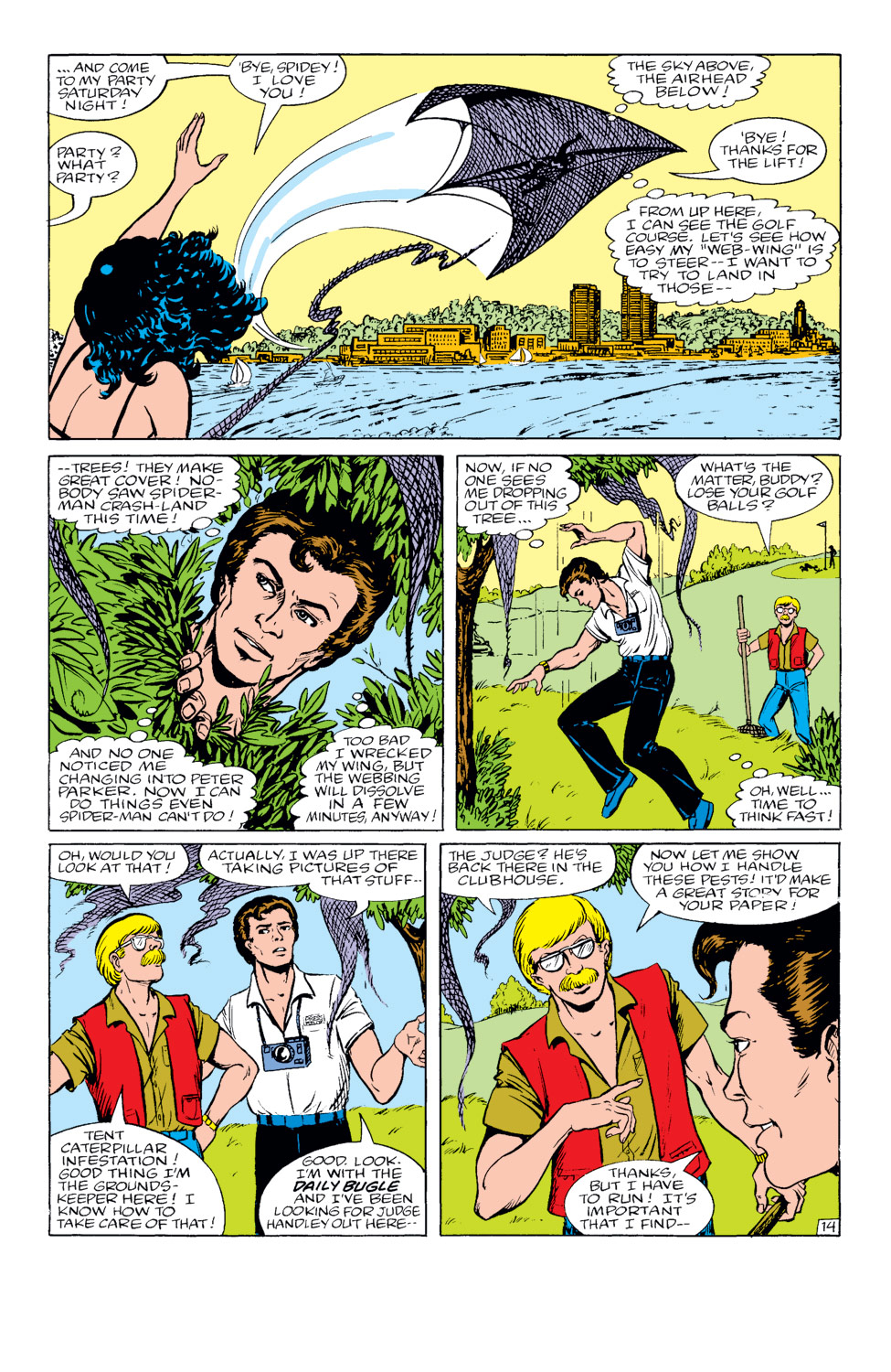 The Amazing Spider-Man (1963) 264 Page 14