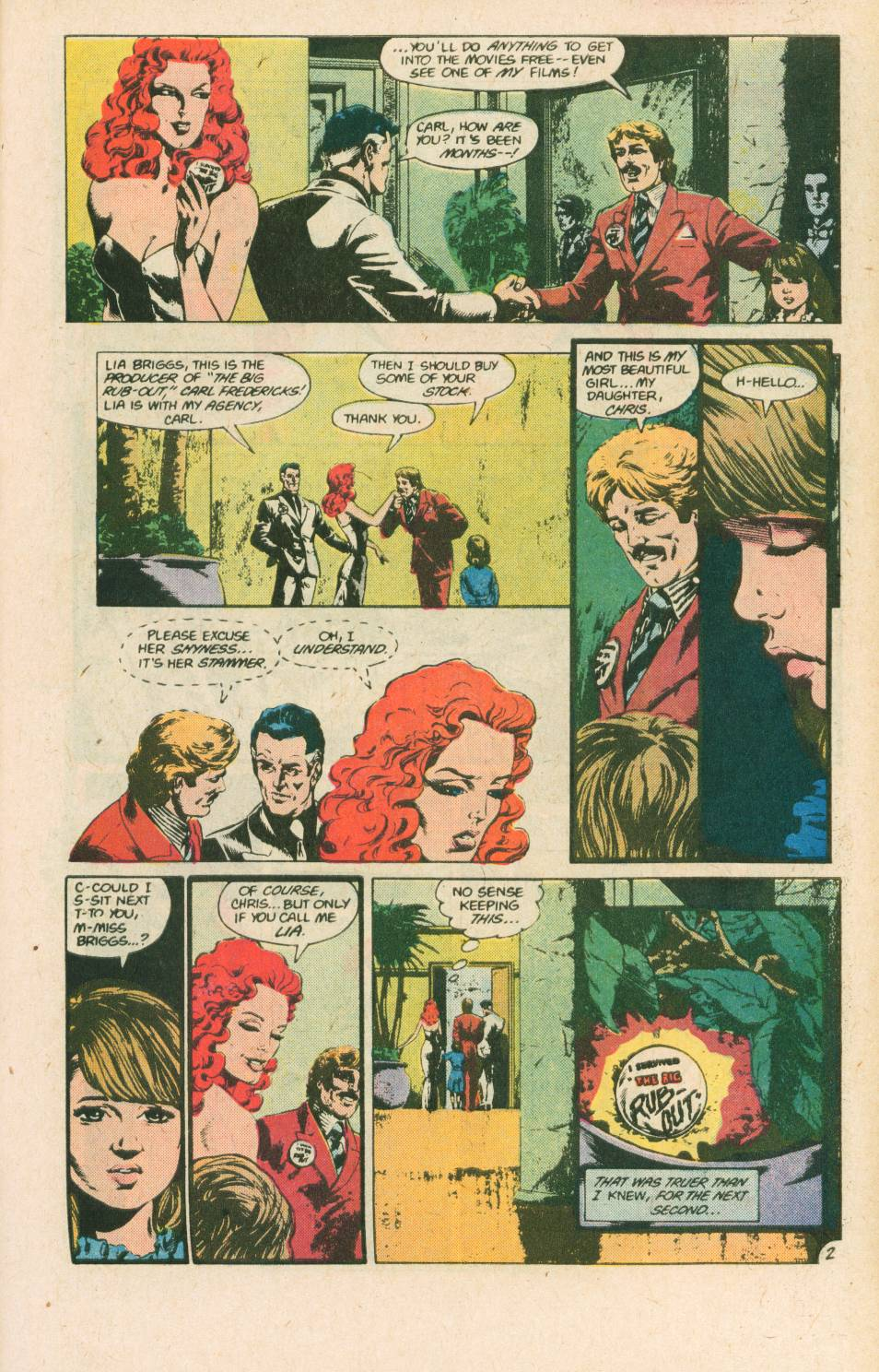 Read online Adventures of the Outsiders comic -  Issue #40 - 25