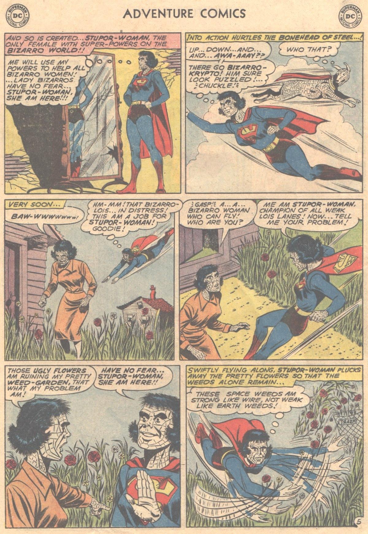 Read online Adventure Comics (1938) comic -  Issue #288 - 24