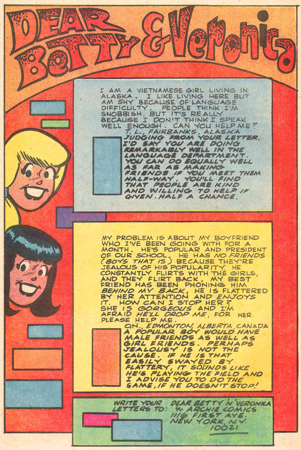 Read online Archie's Girls Betty and Veronica comic -  Issue #272 - 26